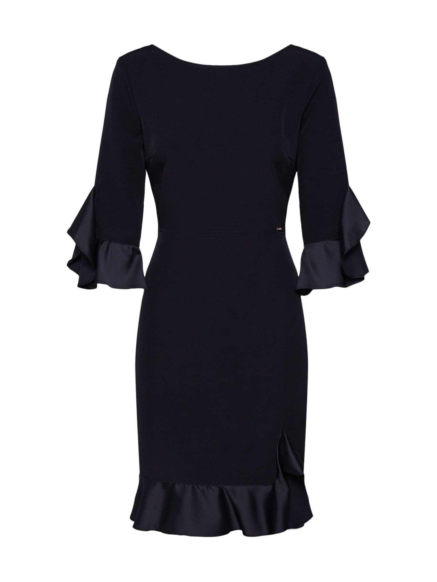 Šaty IDORIAN černá CINQUE