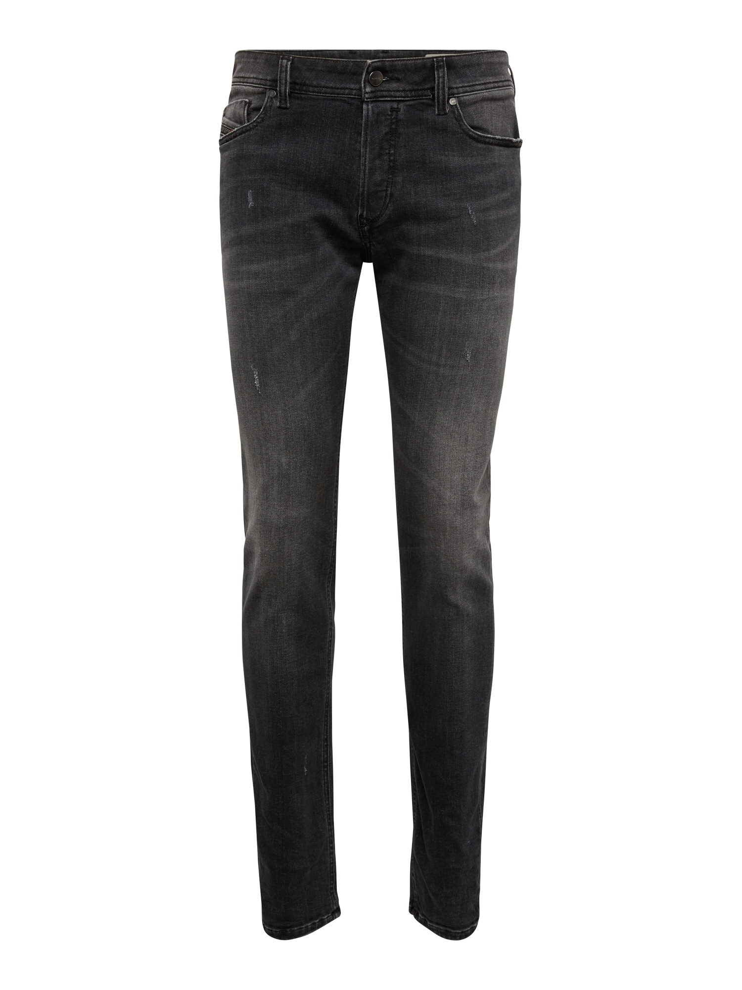 DIESEL Heren Jeans Sleenker black denim