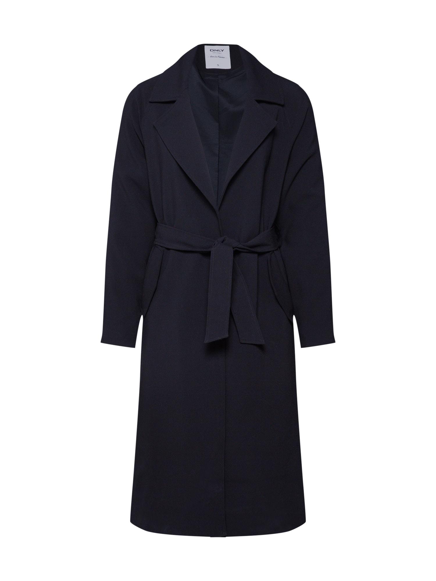 Přechodný kabát IVY kobaltová modř ONLY