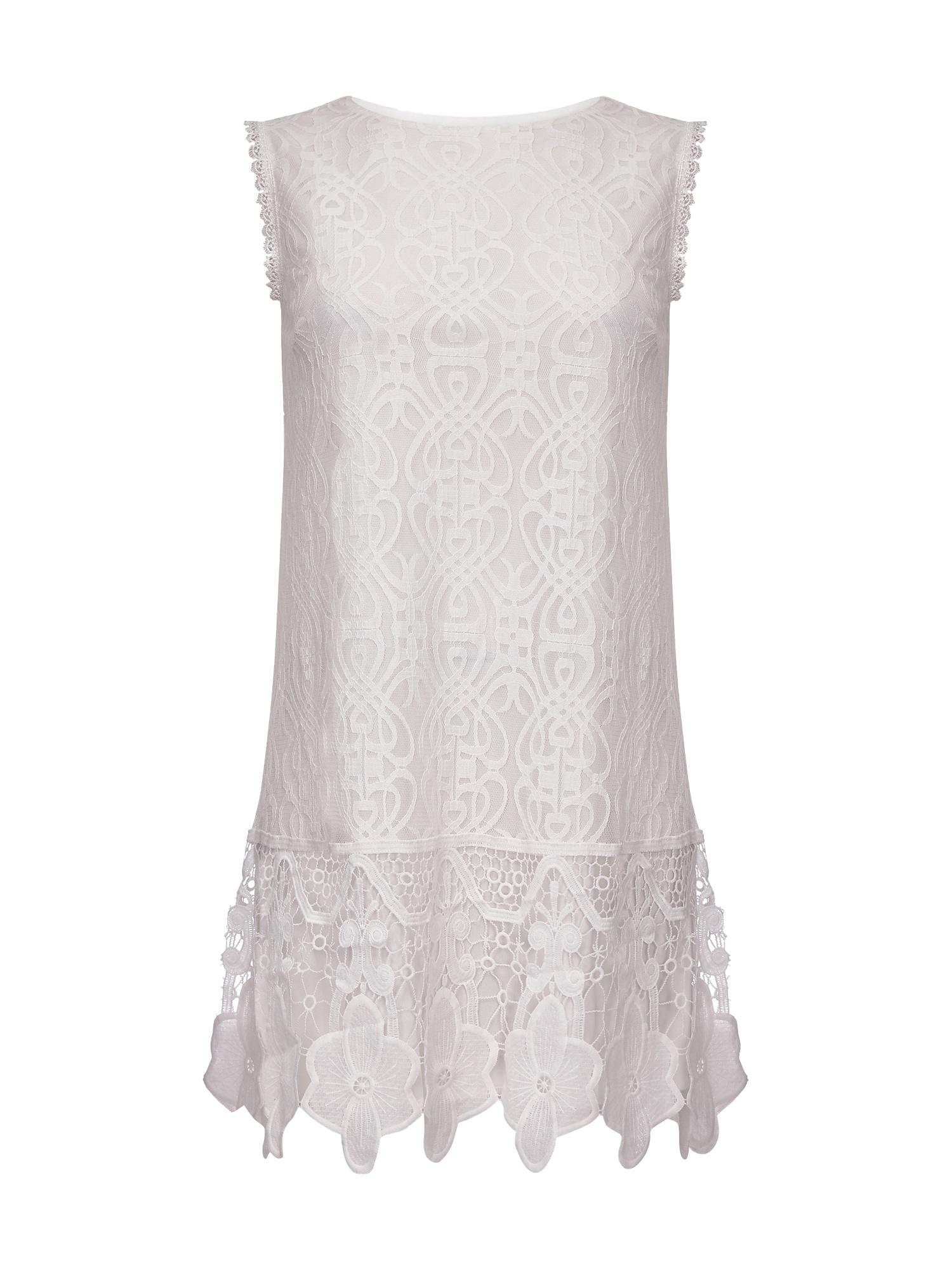 Mela London Sukienka koktajlowa  biały