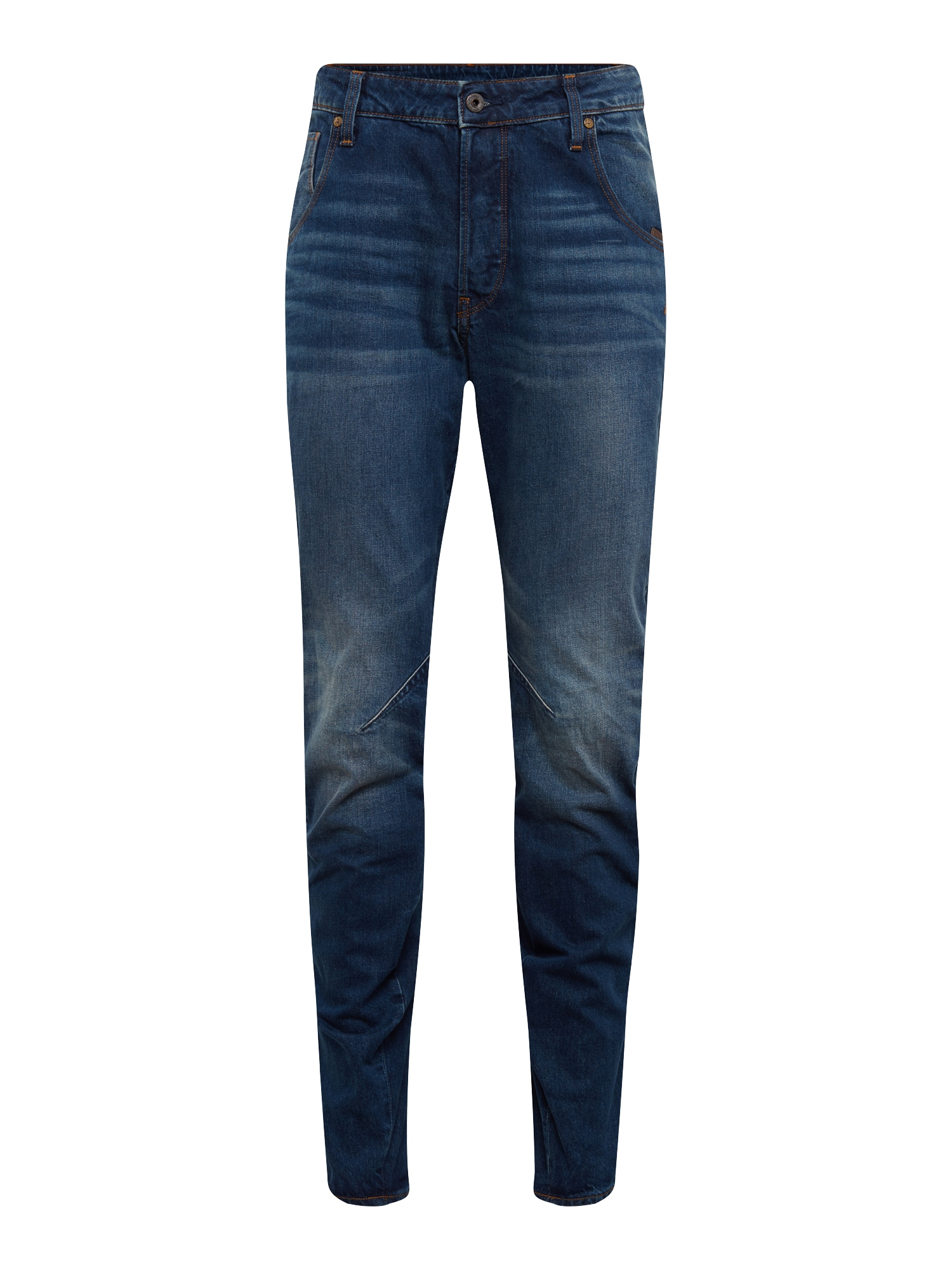 G-STAR RAW Heren Jeans Arc 3D Tapered blauw denim