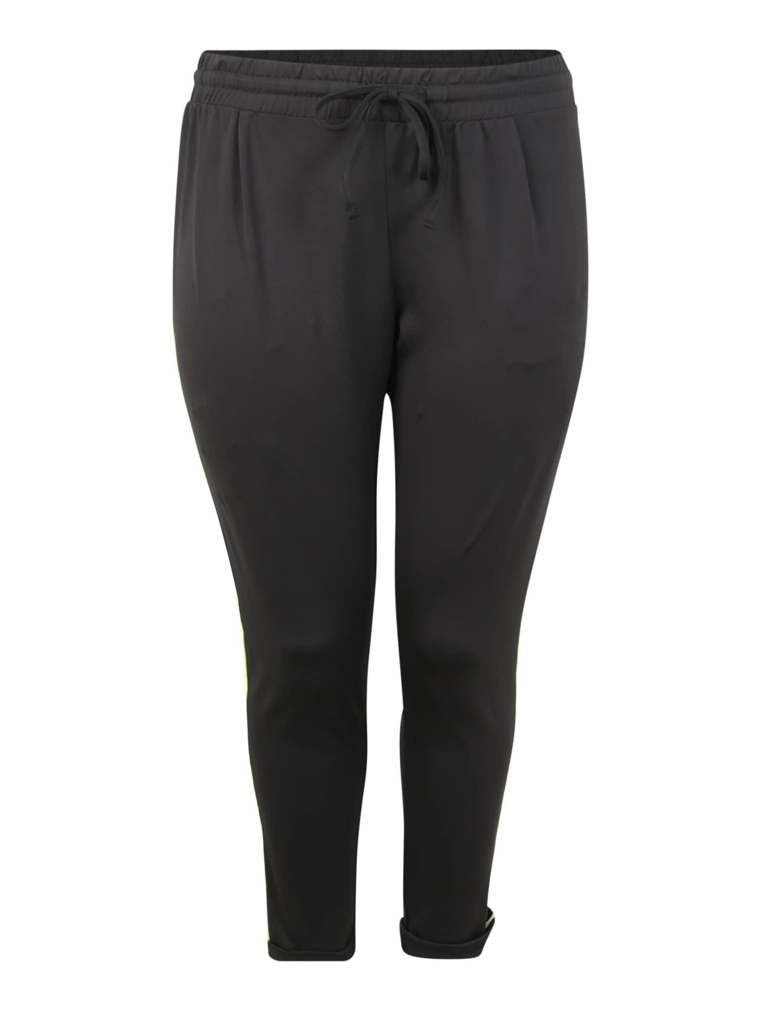 Only Play Curvy Sportovní kalhoty 'ONPADOR'  černá