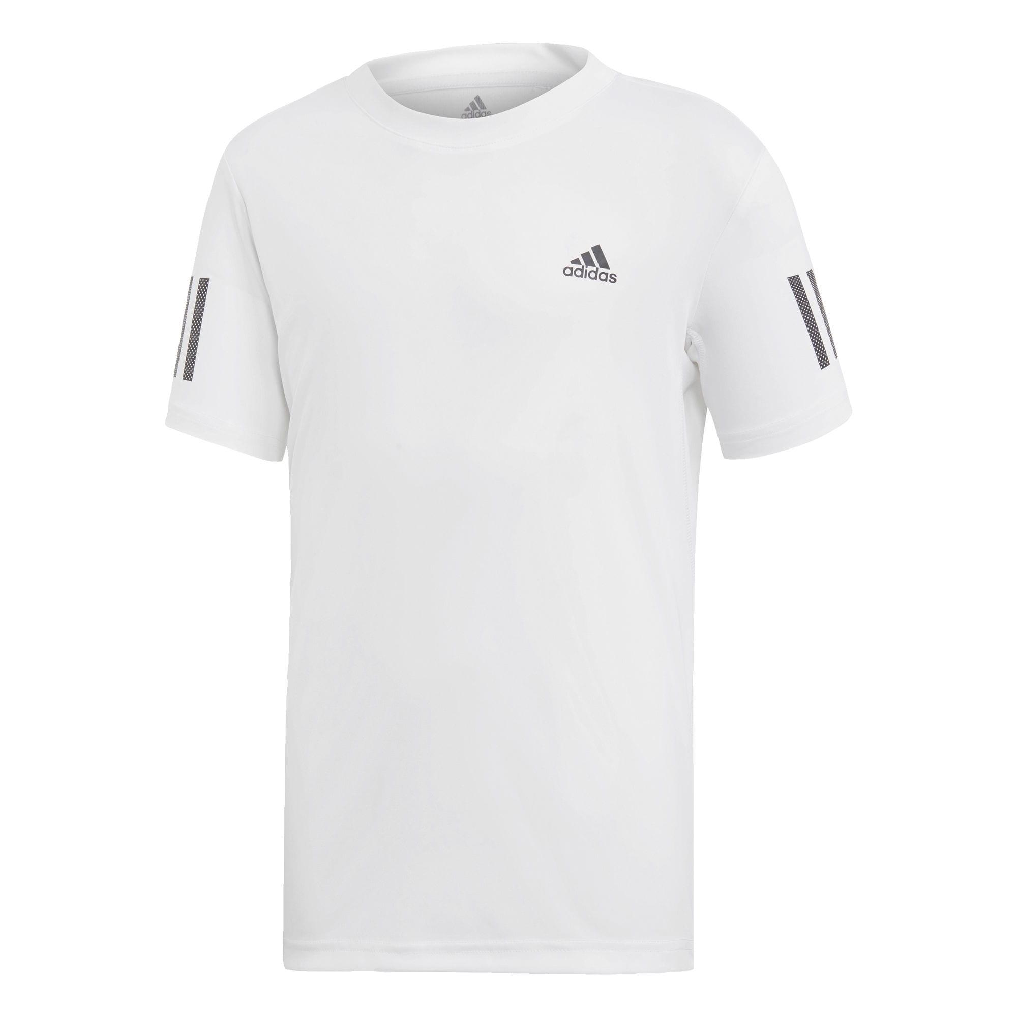 Funkční tričko černá bílá ADIDAS PERFORMANCE
