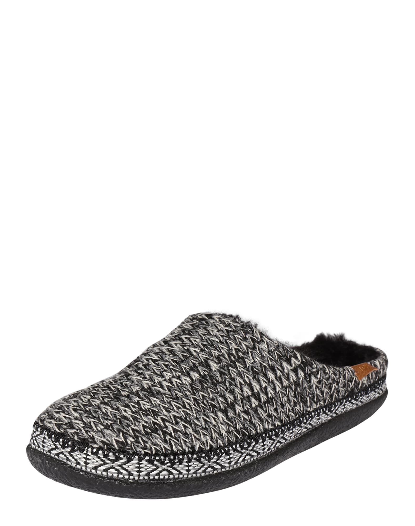 Pantofle Ivy šedá černá TOMS