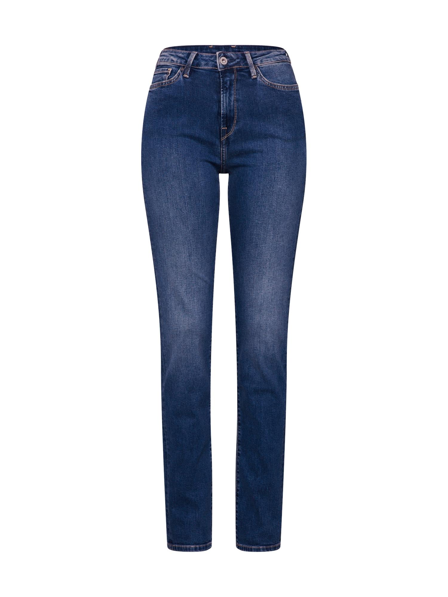 Džíny Alexa modrá džínovina Pepe Jeans