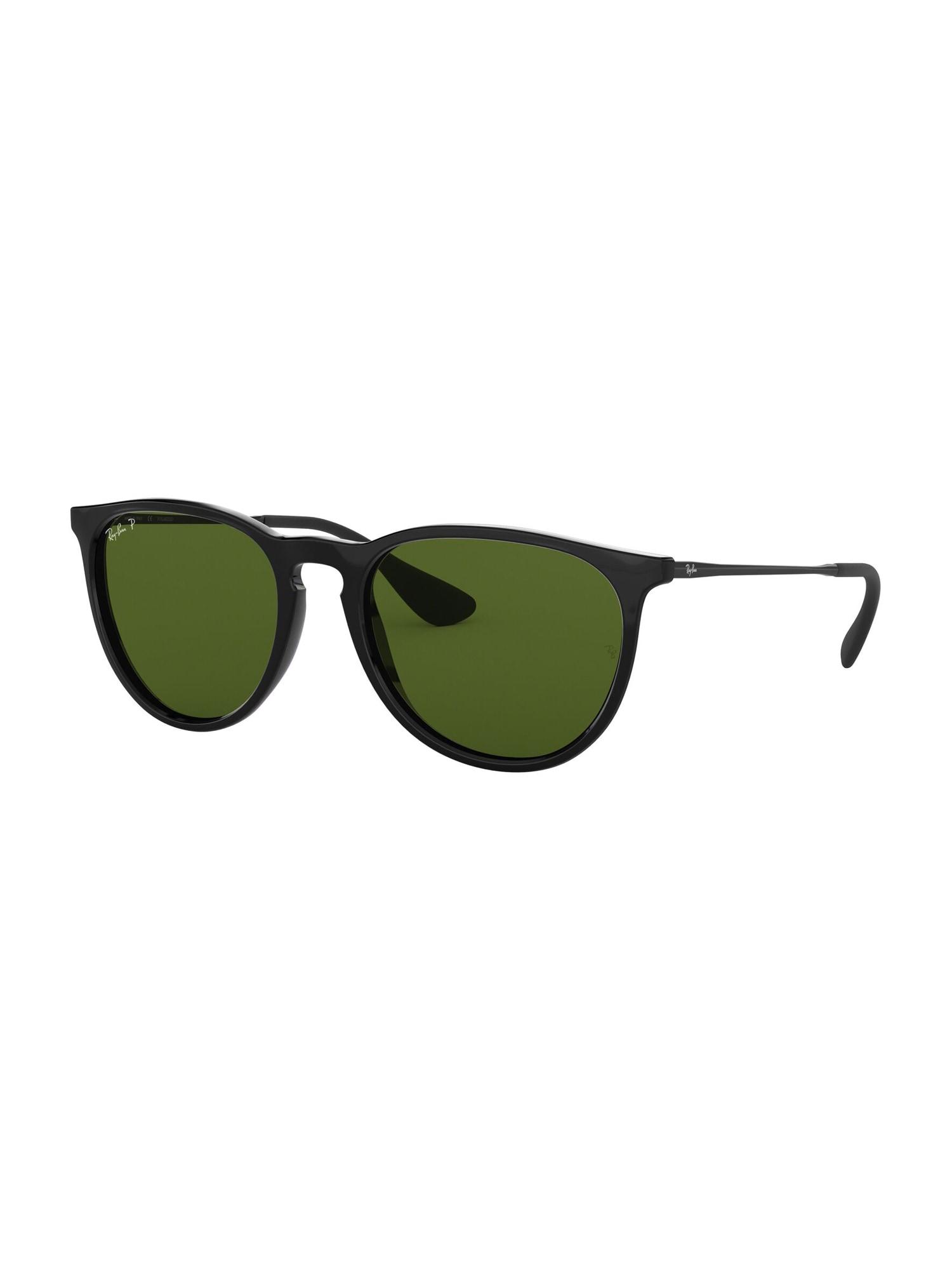 Ray-Ban Sluneční brýle 'Erika'  černá