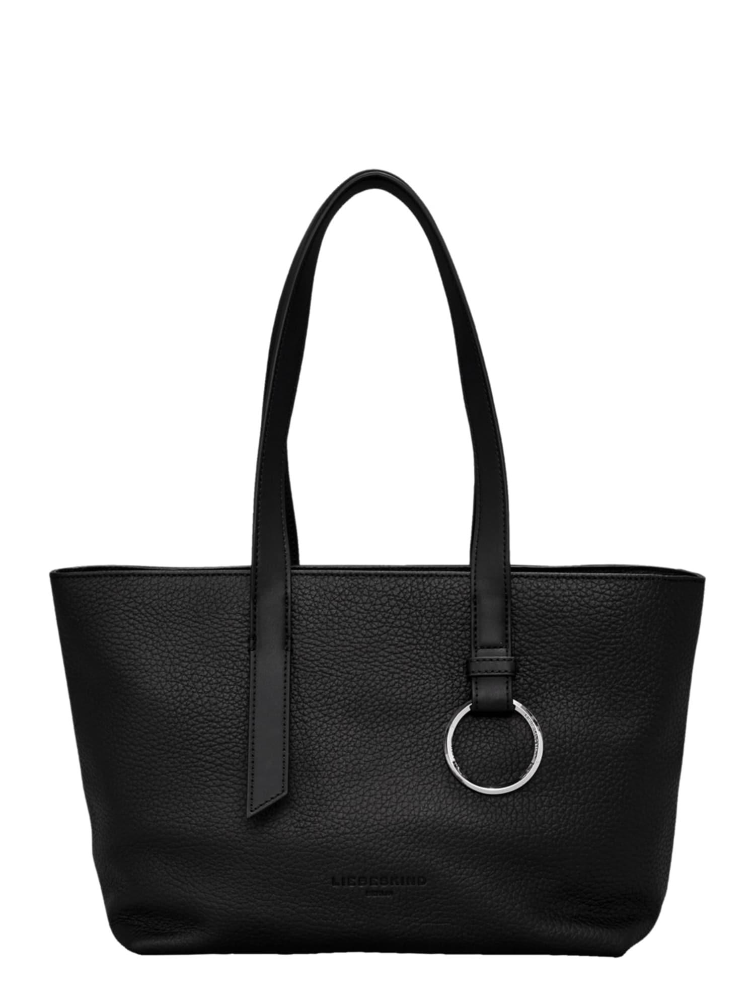 Nákupní taška Millennium černá Liebeskind Berlin