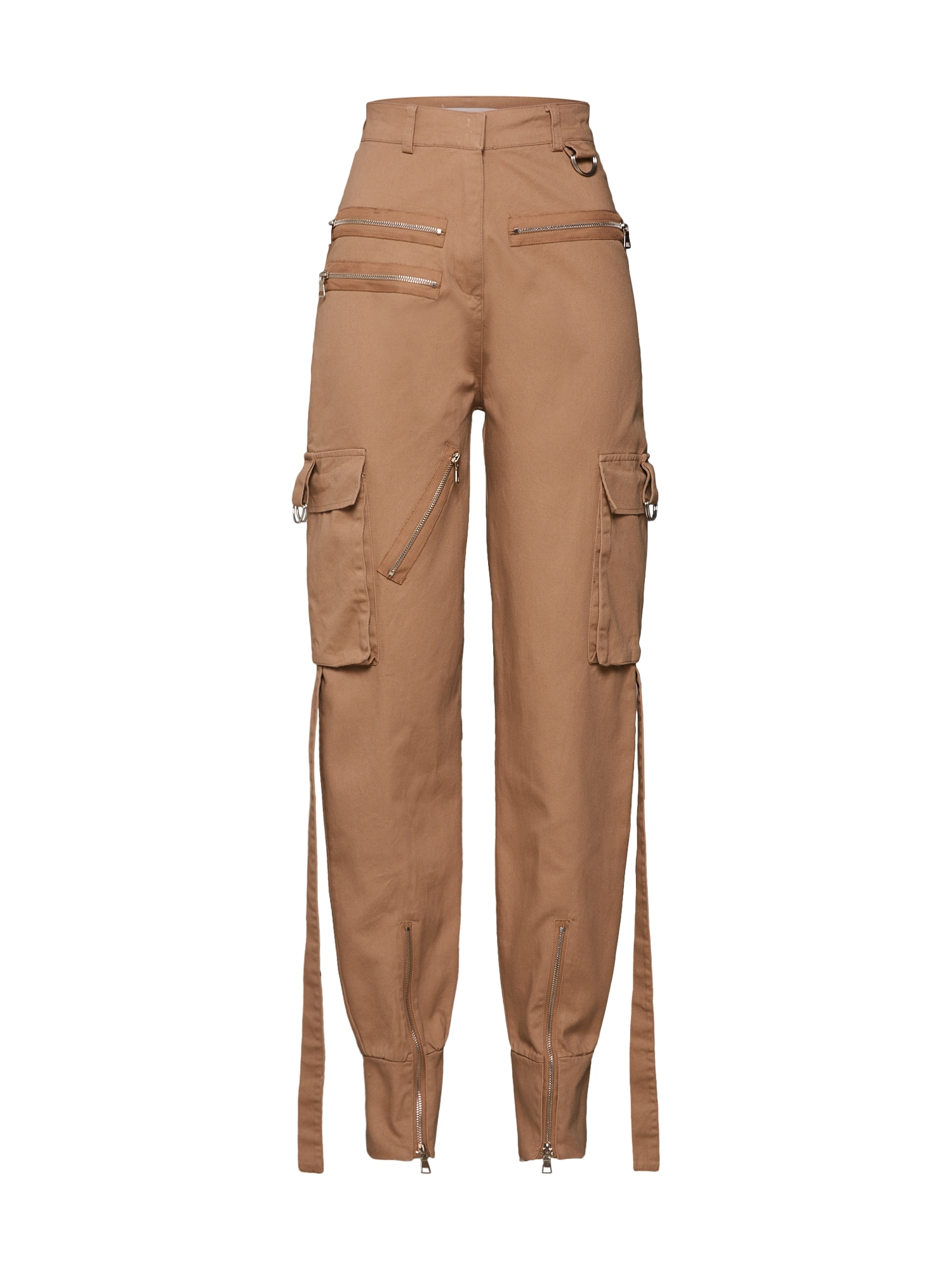 missguided - Hose ´FANNY LYCKMAN CARGO ZIP UTILITY TROUSERS´