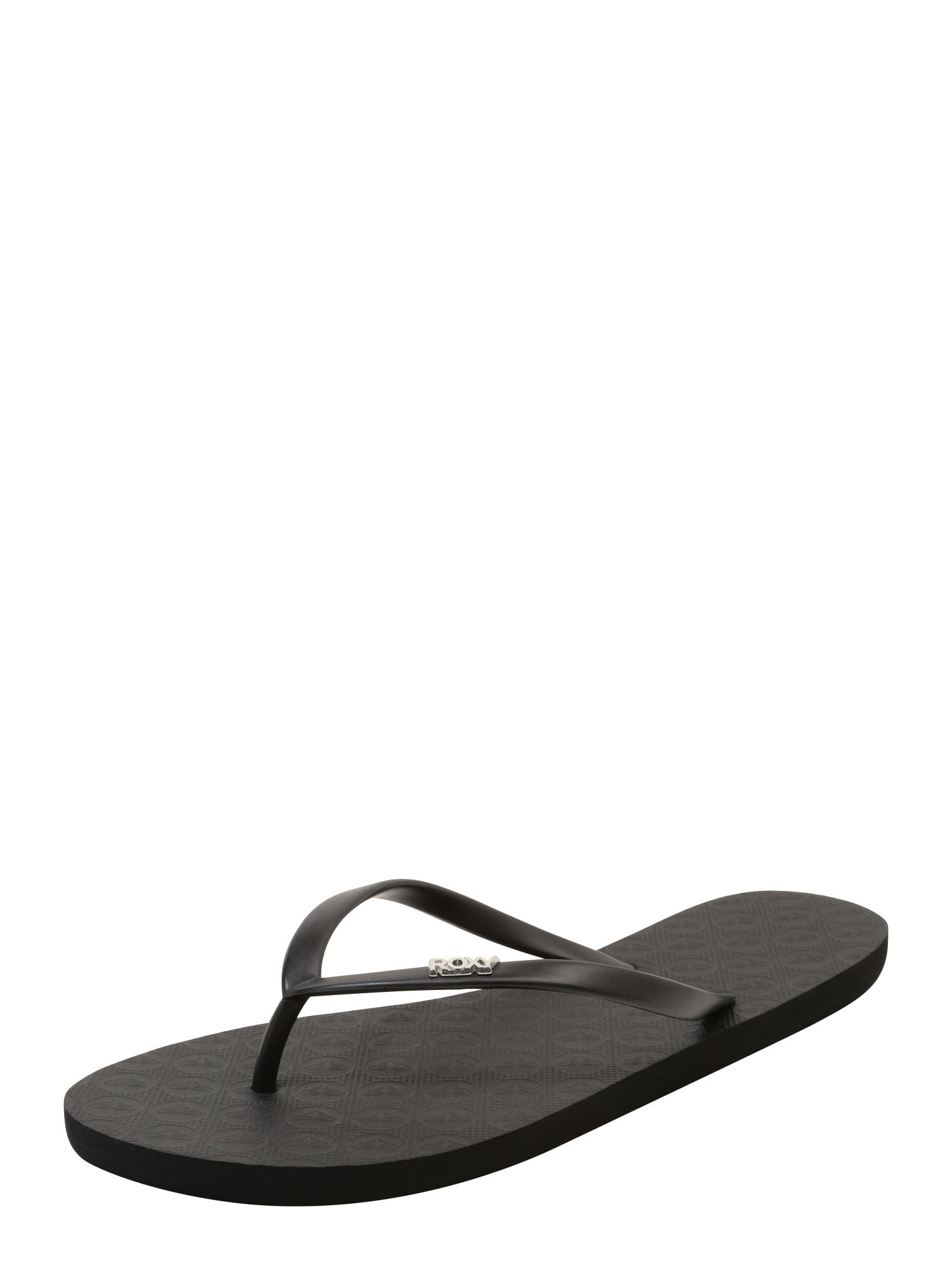 Pantofle VIVA IV černá ROXY