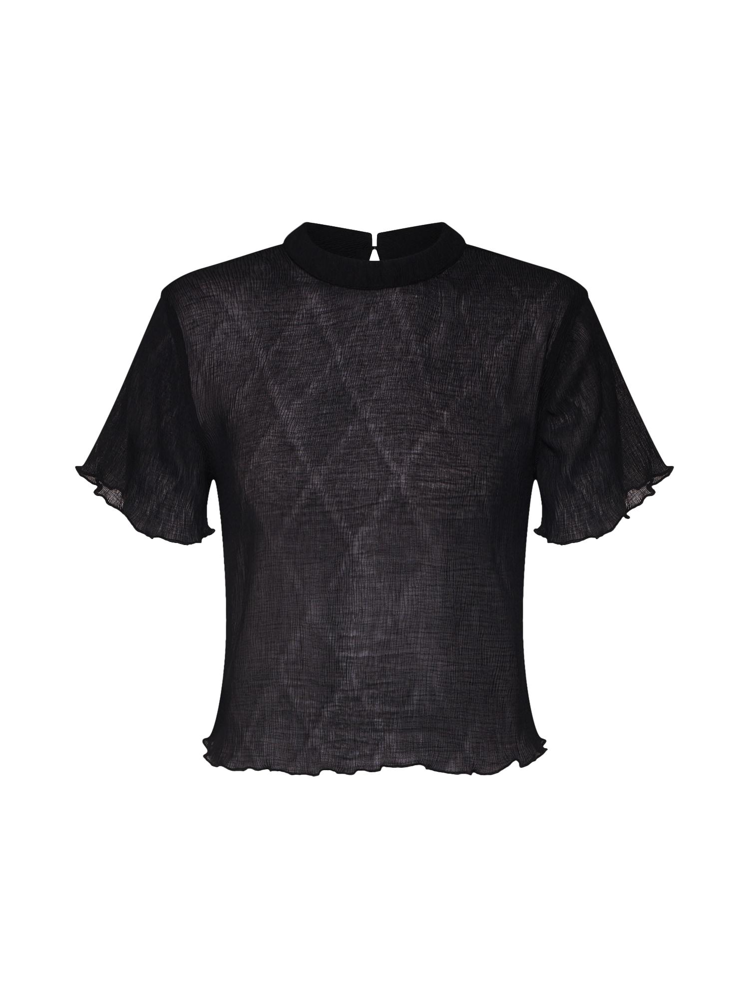 Tričko FANTASY černá Noisy May
