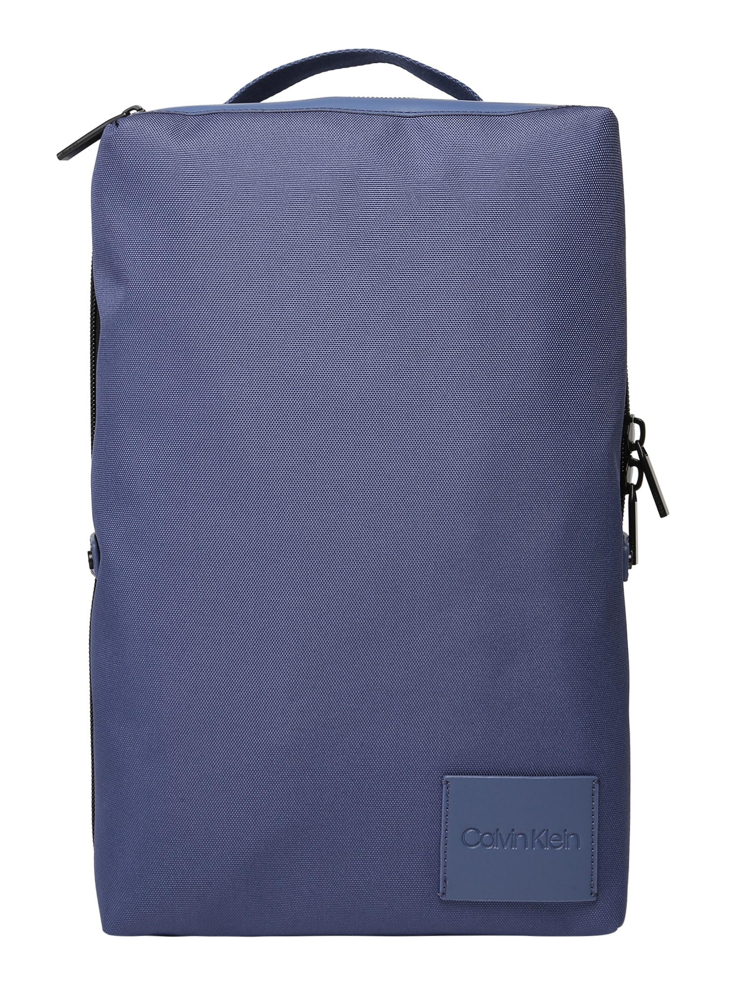 Batoh SPLIT SQ BACKPACK modrá Calvin Klein