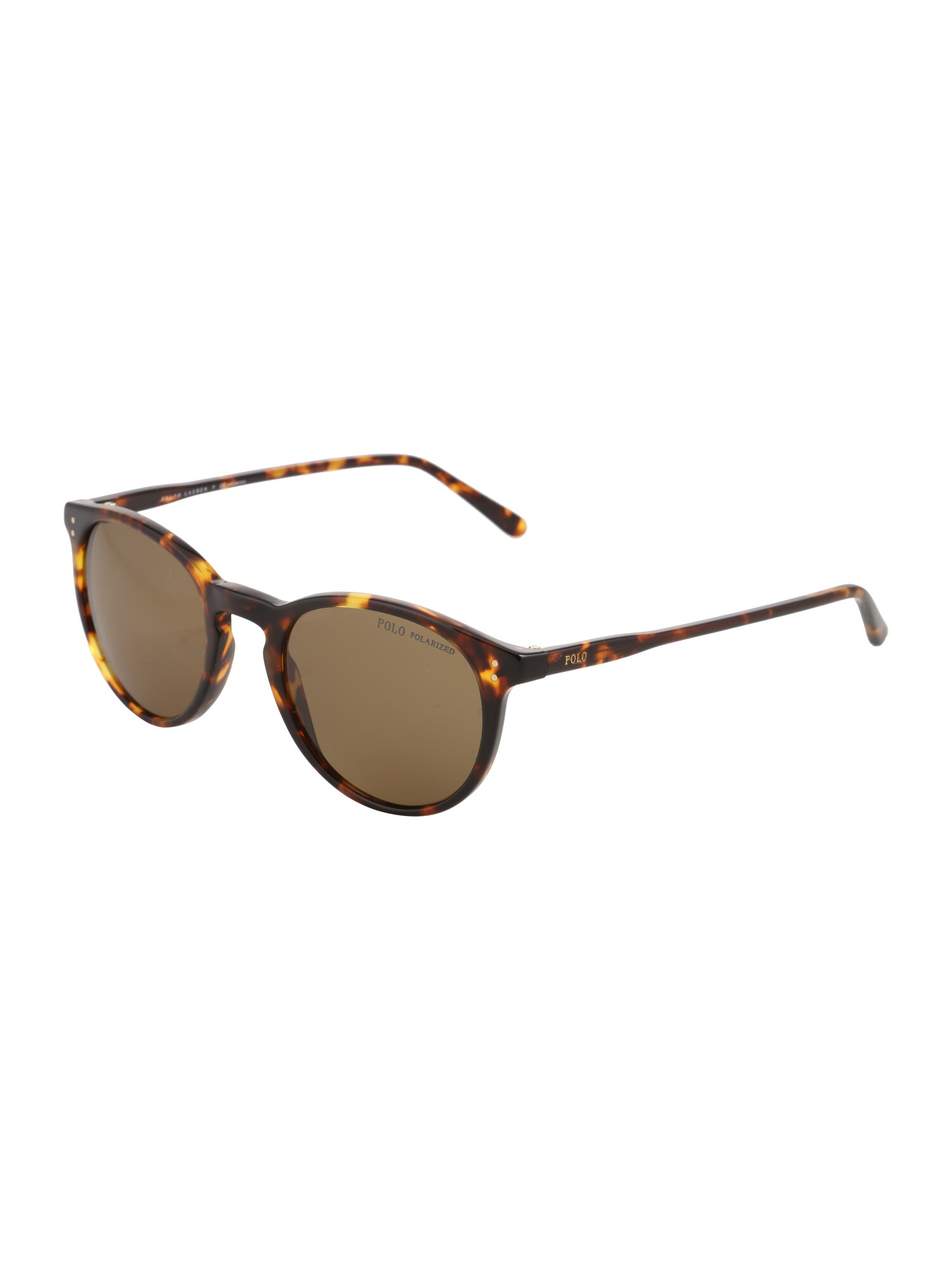 Sluneční brýle hnědá POLO RALPH LAUREN
