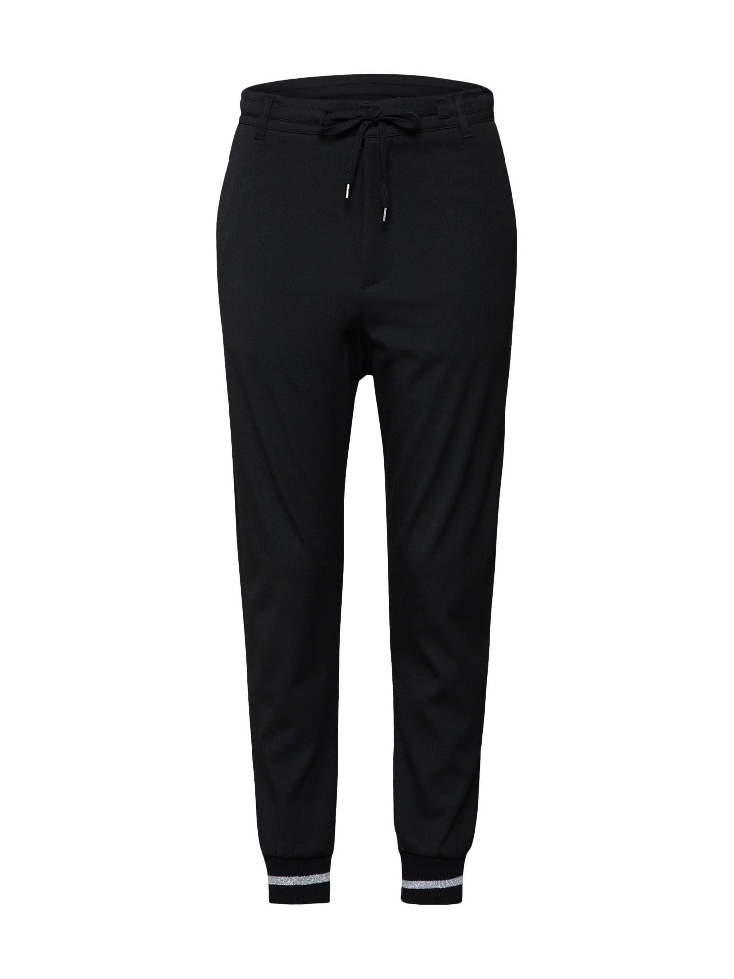 Kalhoty černá Miss Goodlife