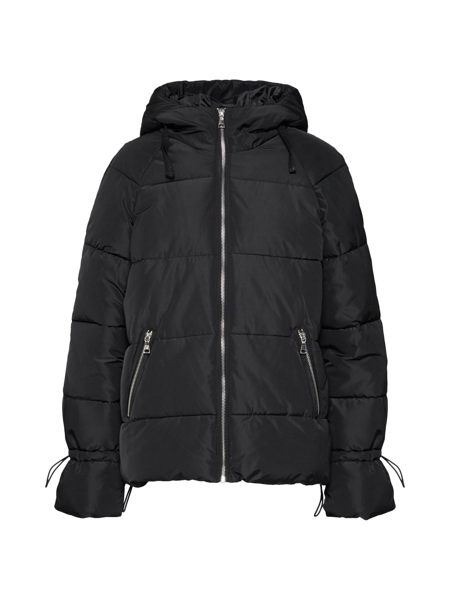 Zimní bunda SC-NINA 4 černá Soyaconcept
