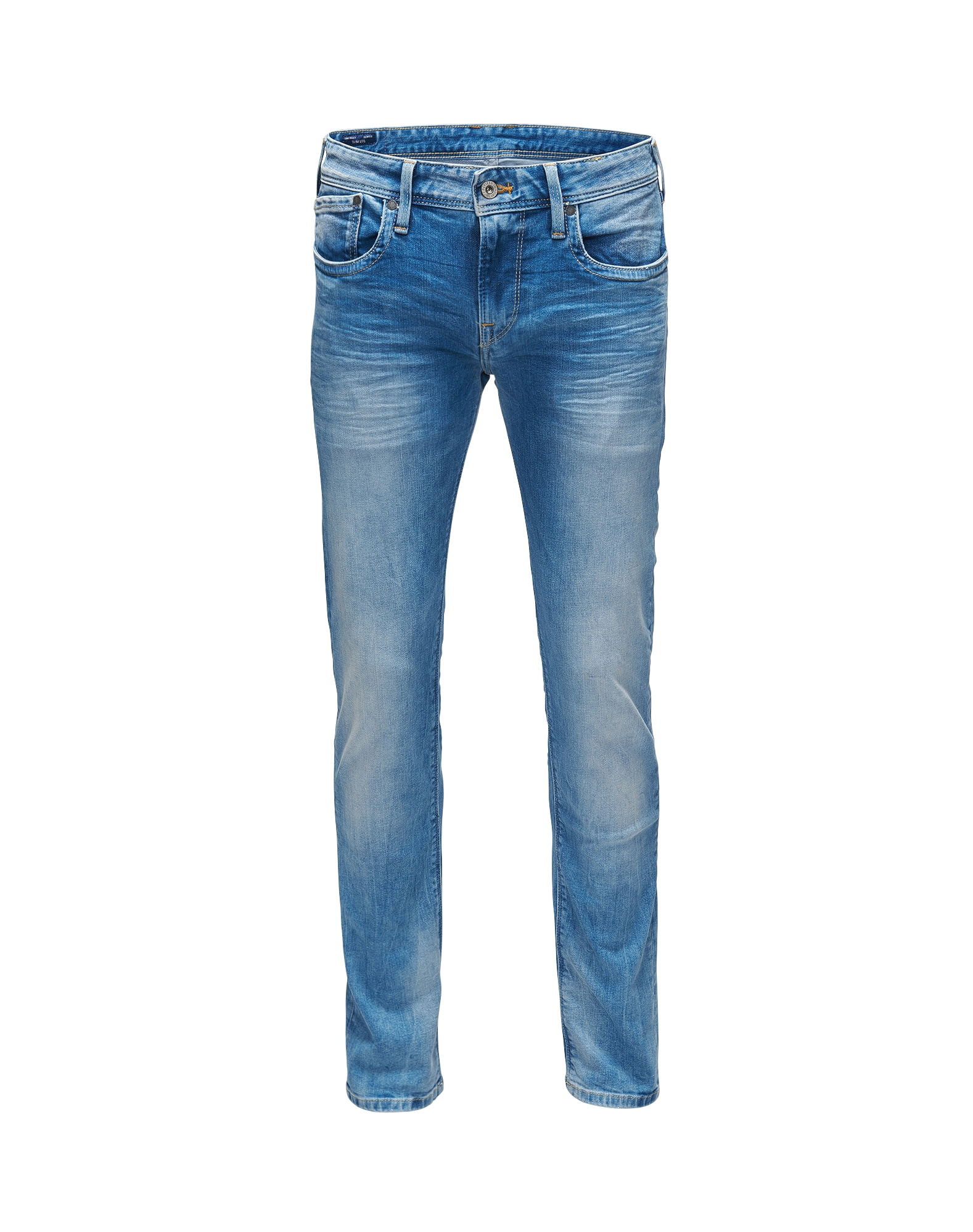 Pepe Jeans Heren Jeans Hatch blauw denim
