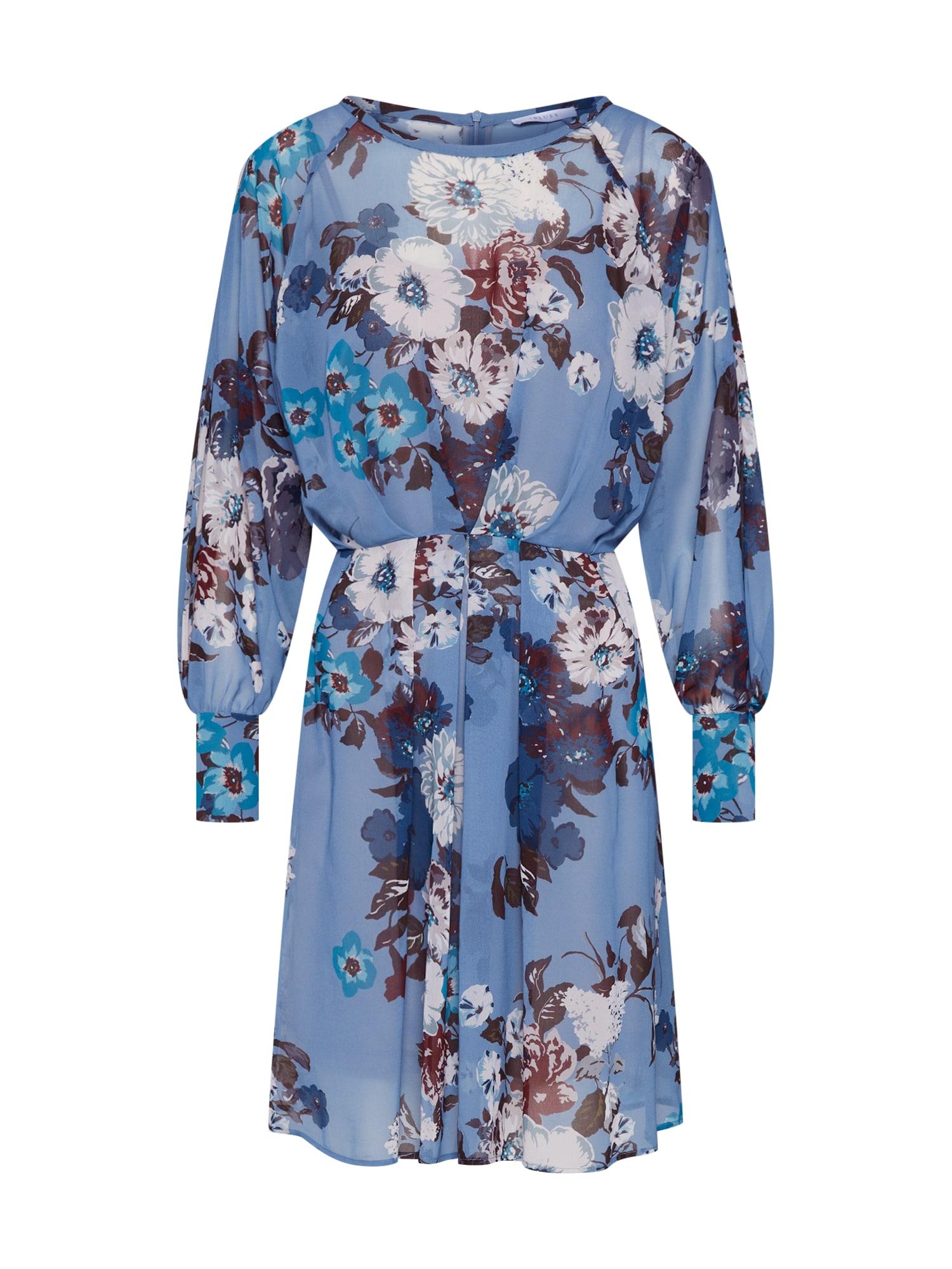 Šaty EXTRA modrá IBlues