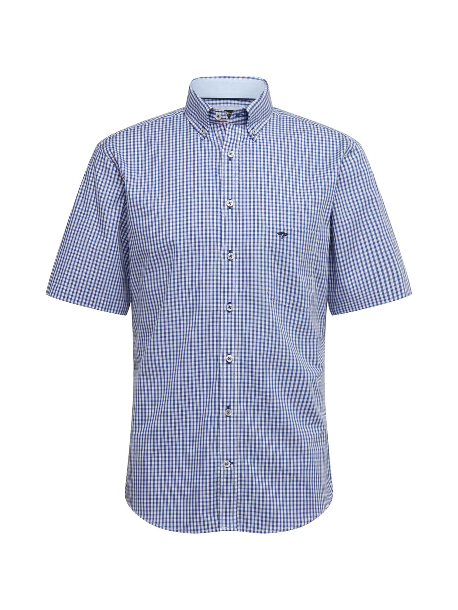 FYNCH-HATTON Košile  bílá / modrá