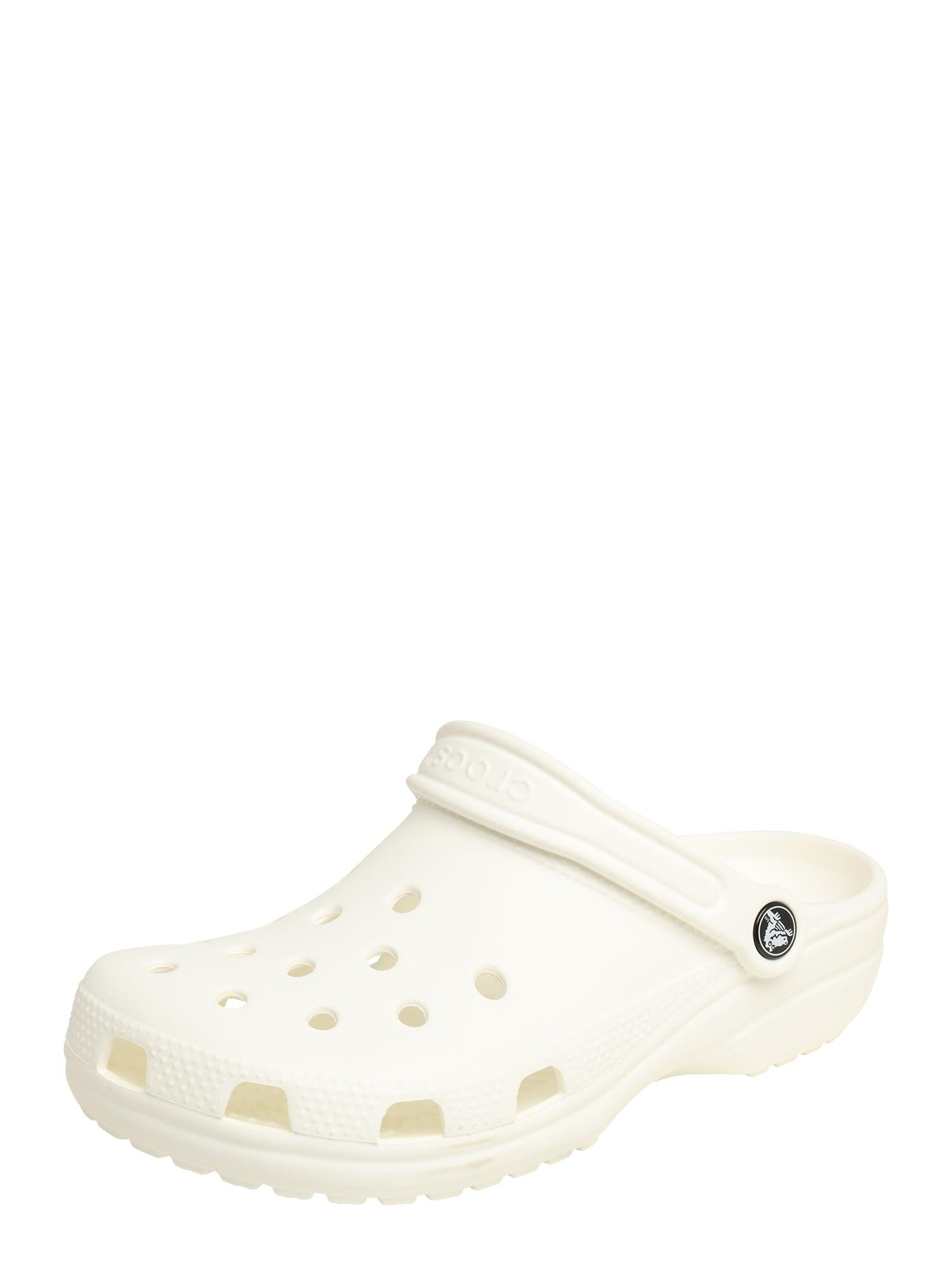 Pantofle Classic bílá Crocs