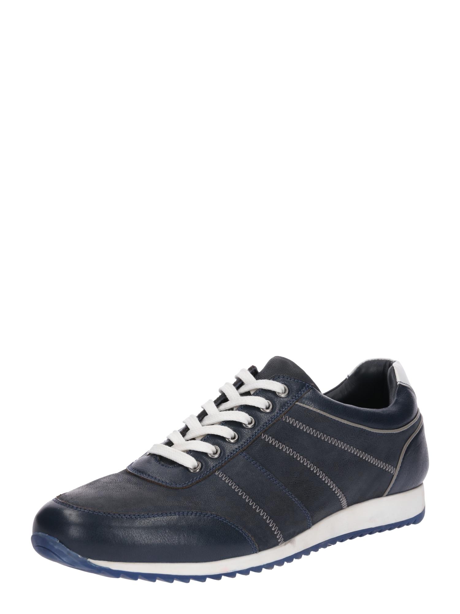 Sportovní šněrovací boty Björn modrá ABOUT YOU