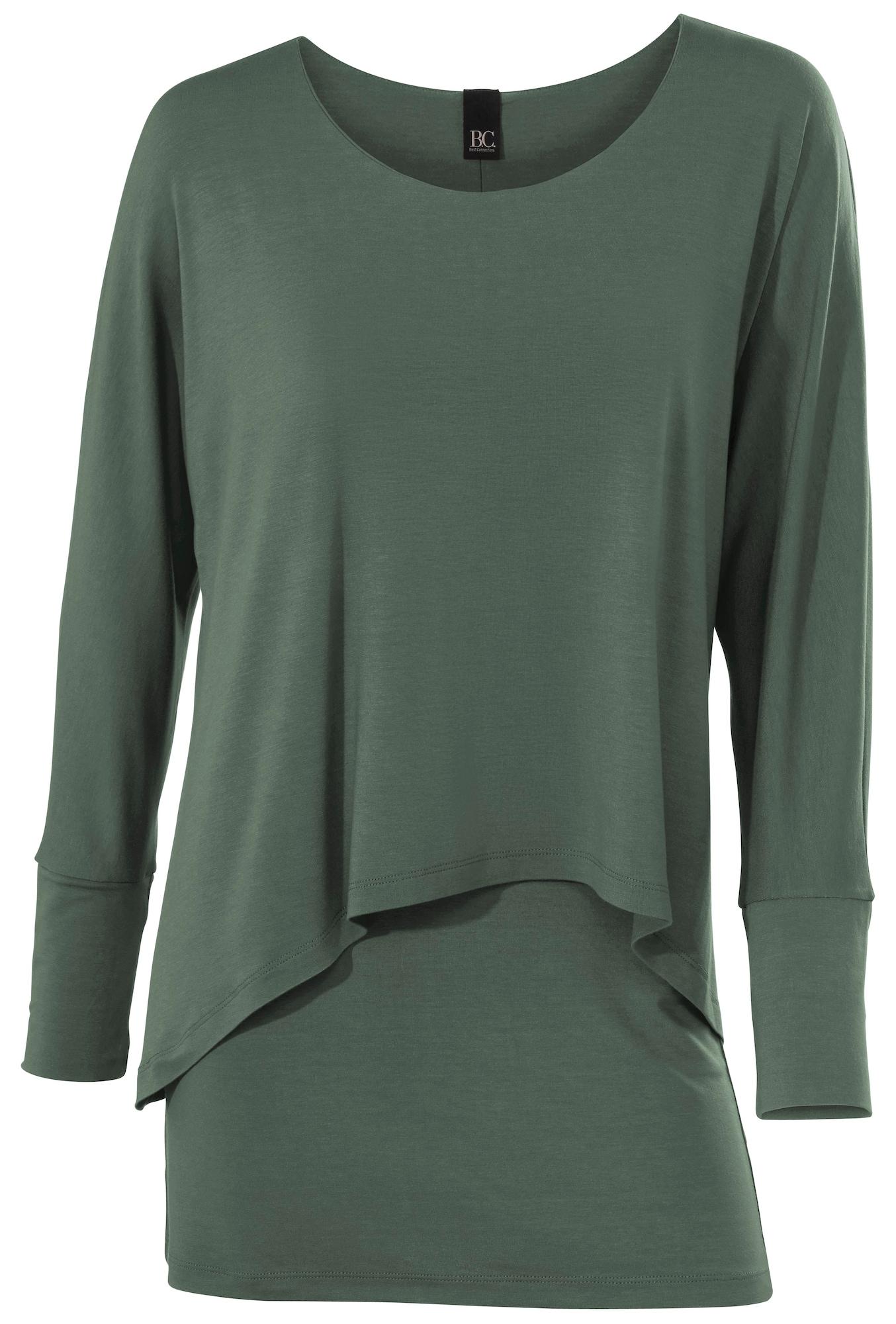 Tričko zelená Heine
