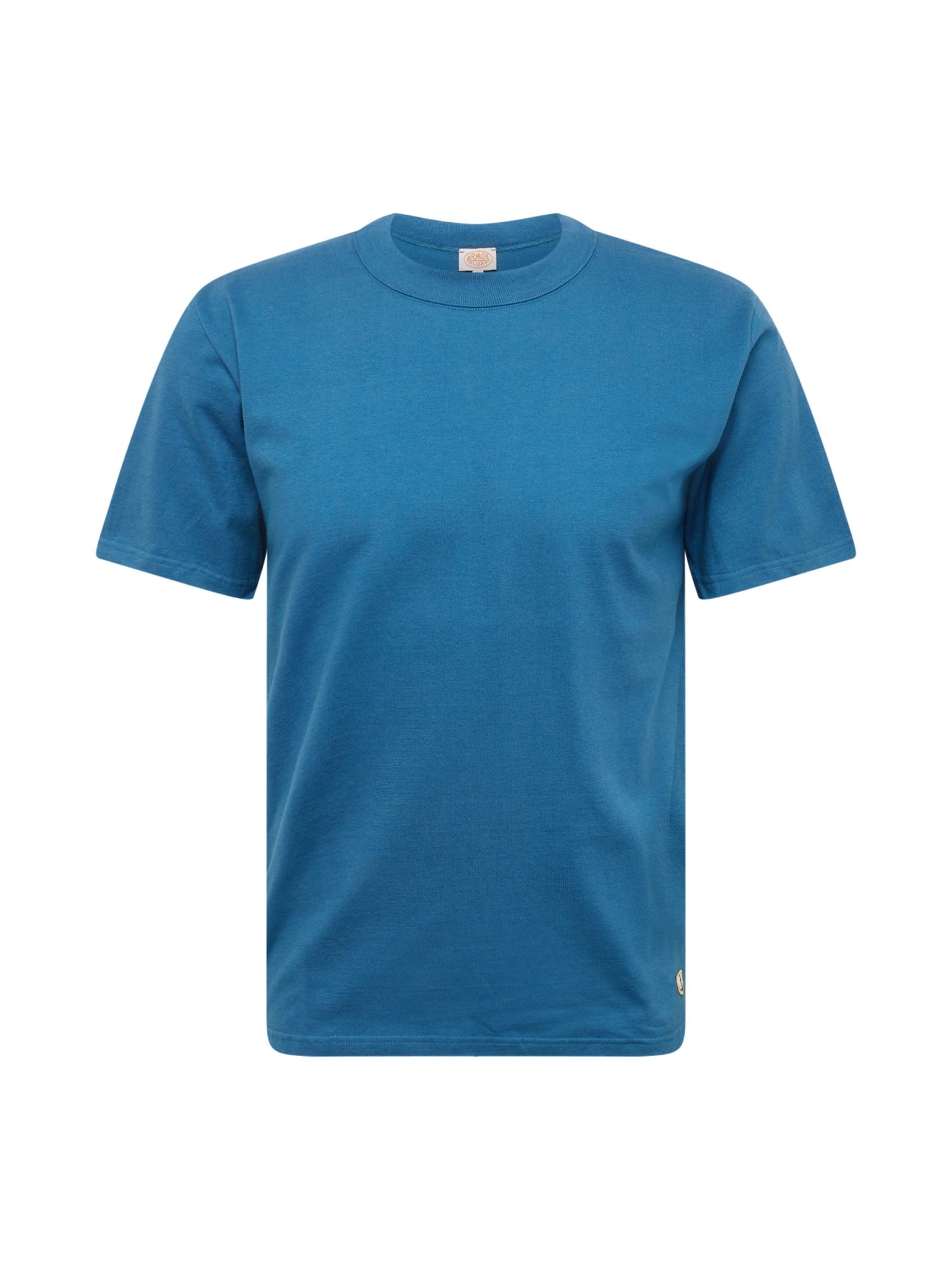 Tričko Callac modrá Armor Lux