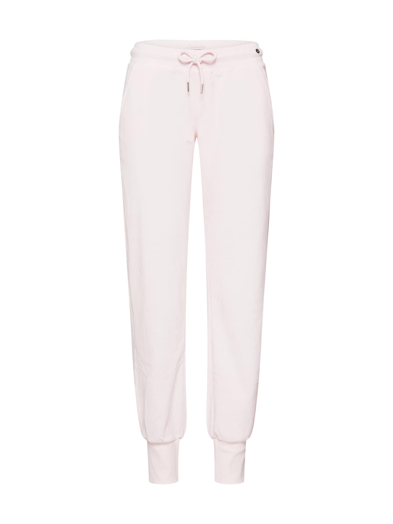 Pyžamové kalhoty DIDDY CAS NW růžová ESPRIT
