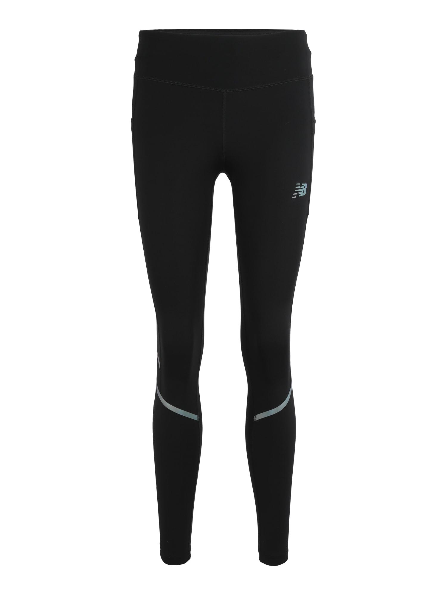 Sportovní kalhoty WP83252  černá New Balance