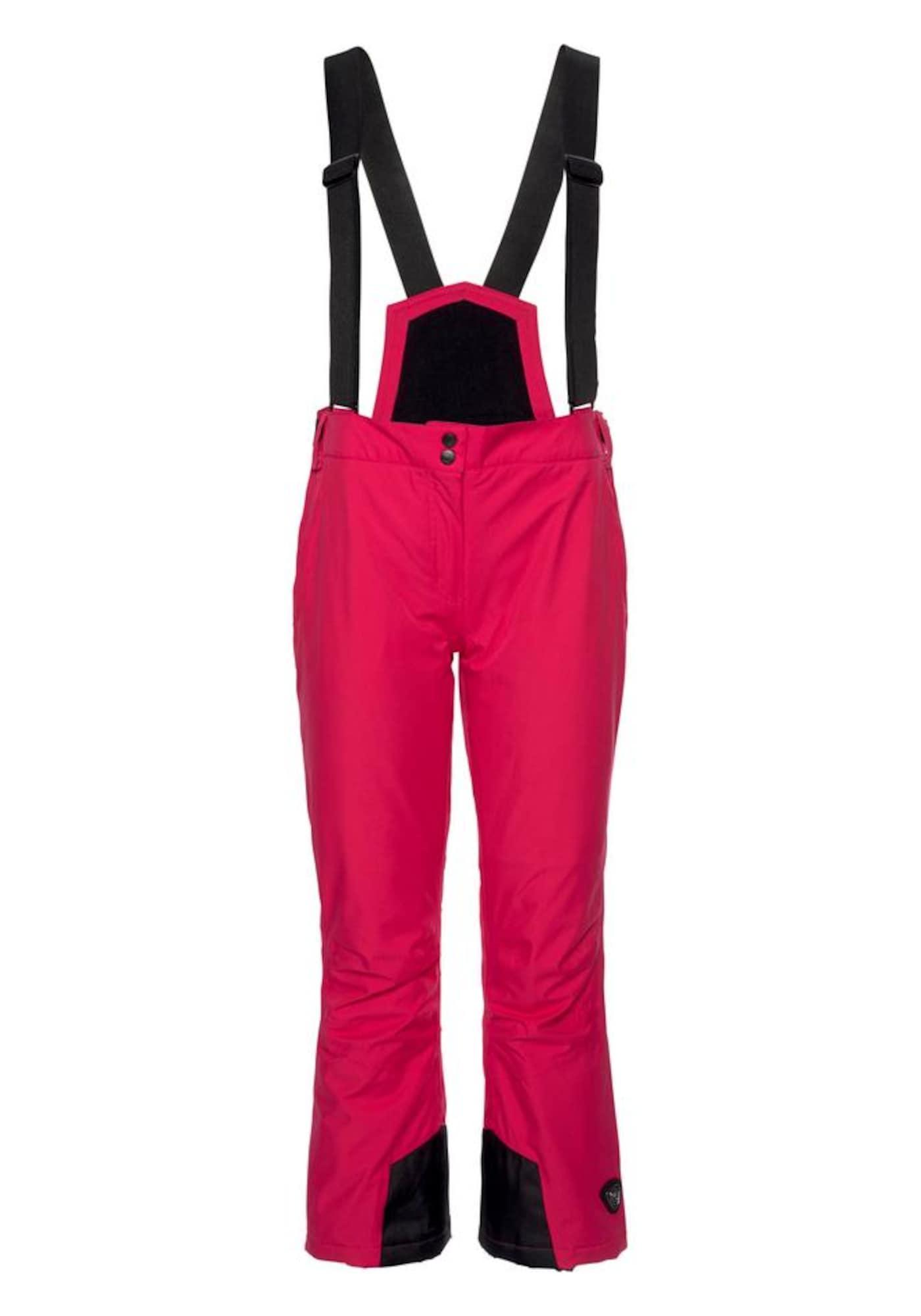 Skihose 'ERIELLE' | Sportbekleidung > Sporthosen > Skihosen | Pink - Schwarz | KILLTEC