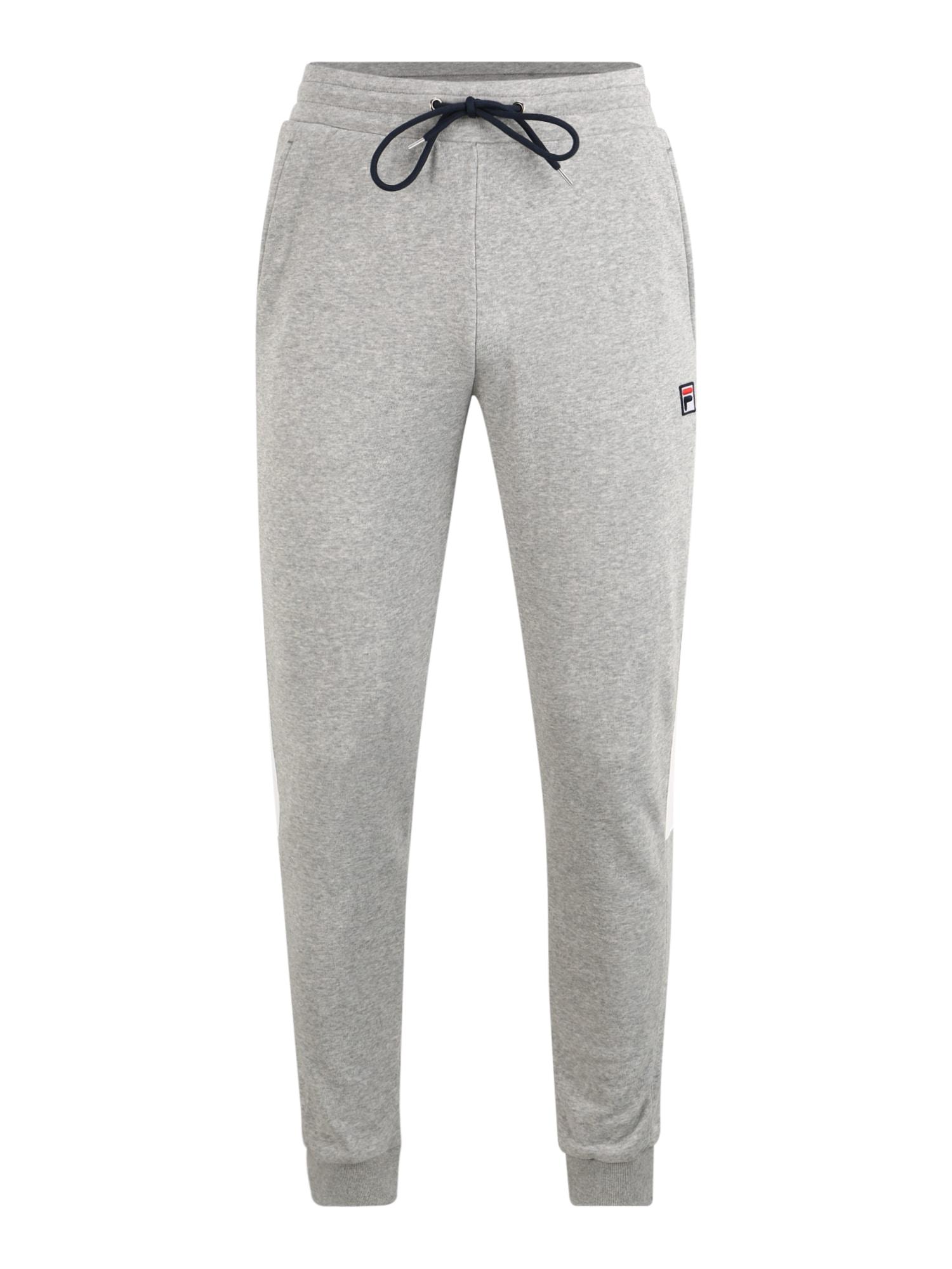 FILA Sportovní kalhoty 'Freddie'  šedá