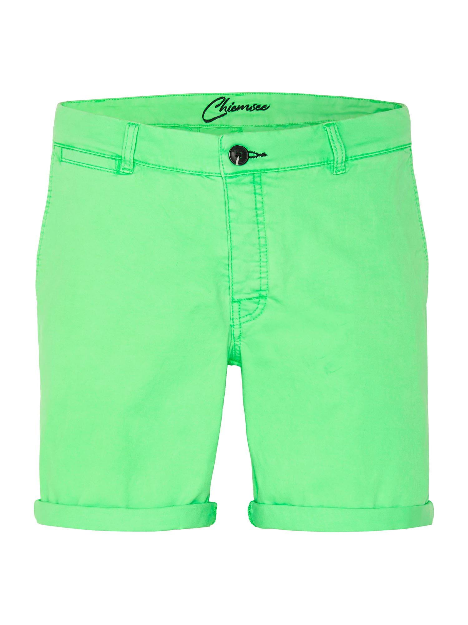 CHIEMSEE Sportovní kalhoty  zelená