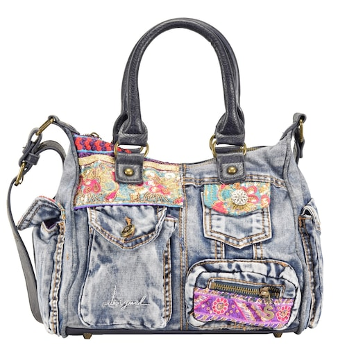 BOLS London Mini Ethnic Deluxe Umhängetasche 26 cm