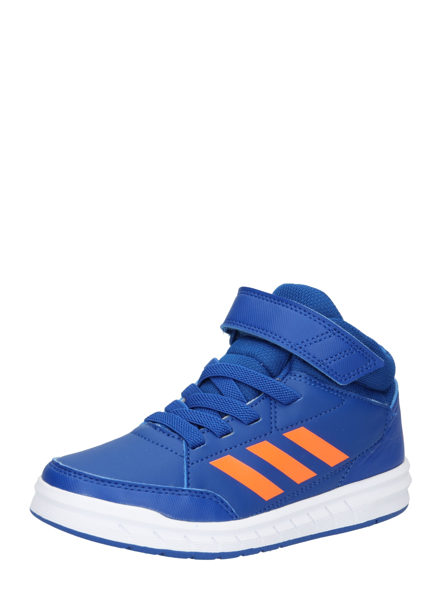 Sportovní boty AltaSport Mid K modrá oranžová ADIDAS PERFORMANCE