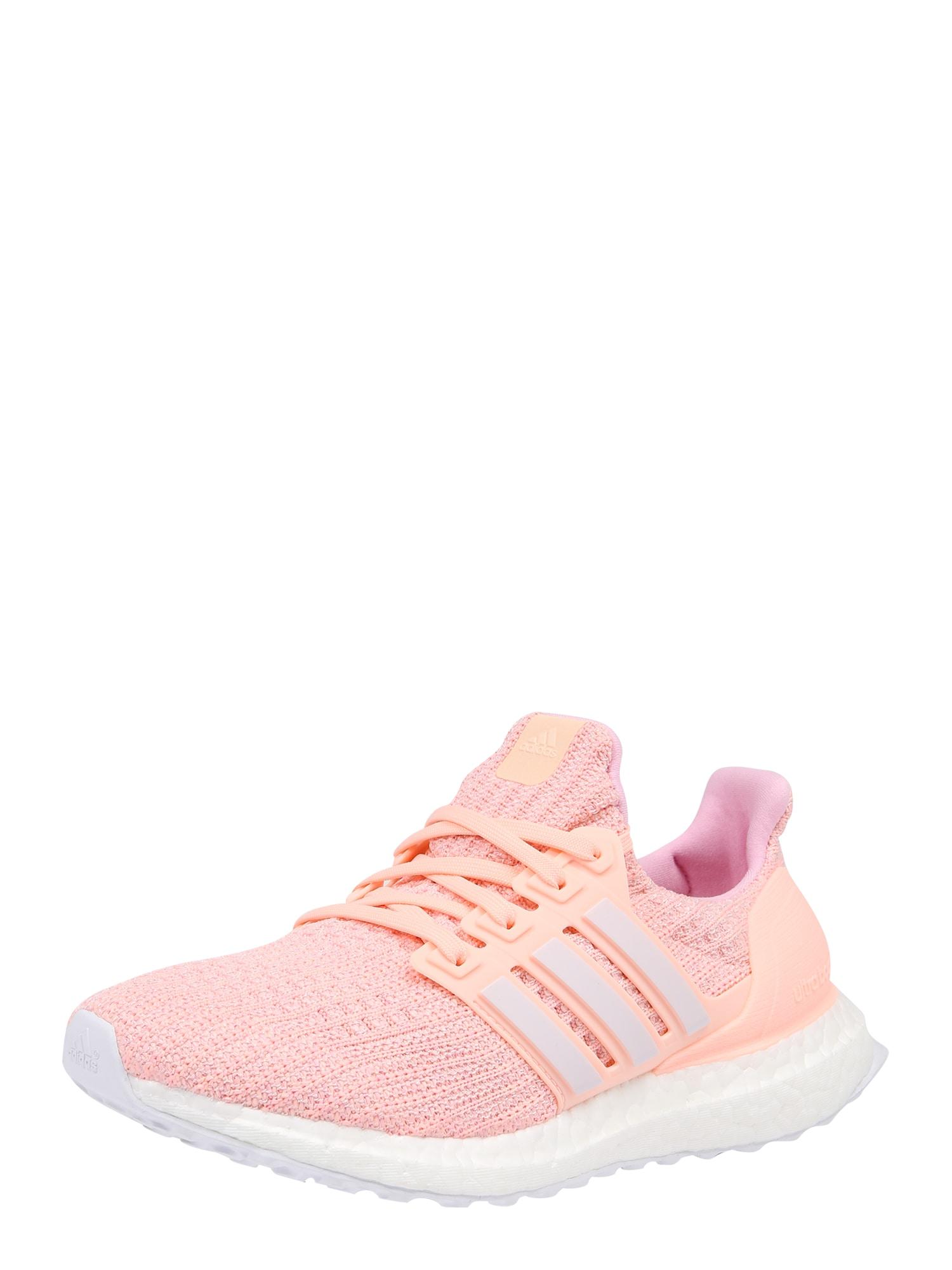 Běžecká obuv UltraBoost růžová ADIDAS PERFORMANCE