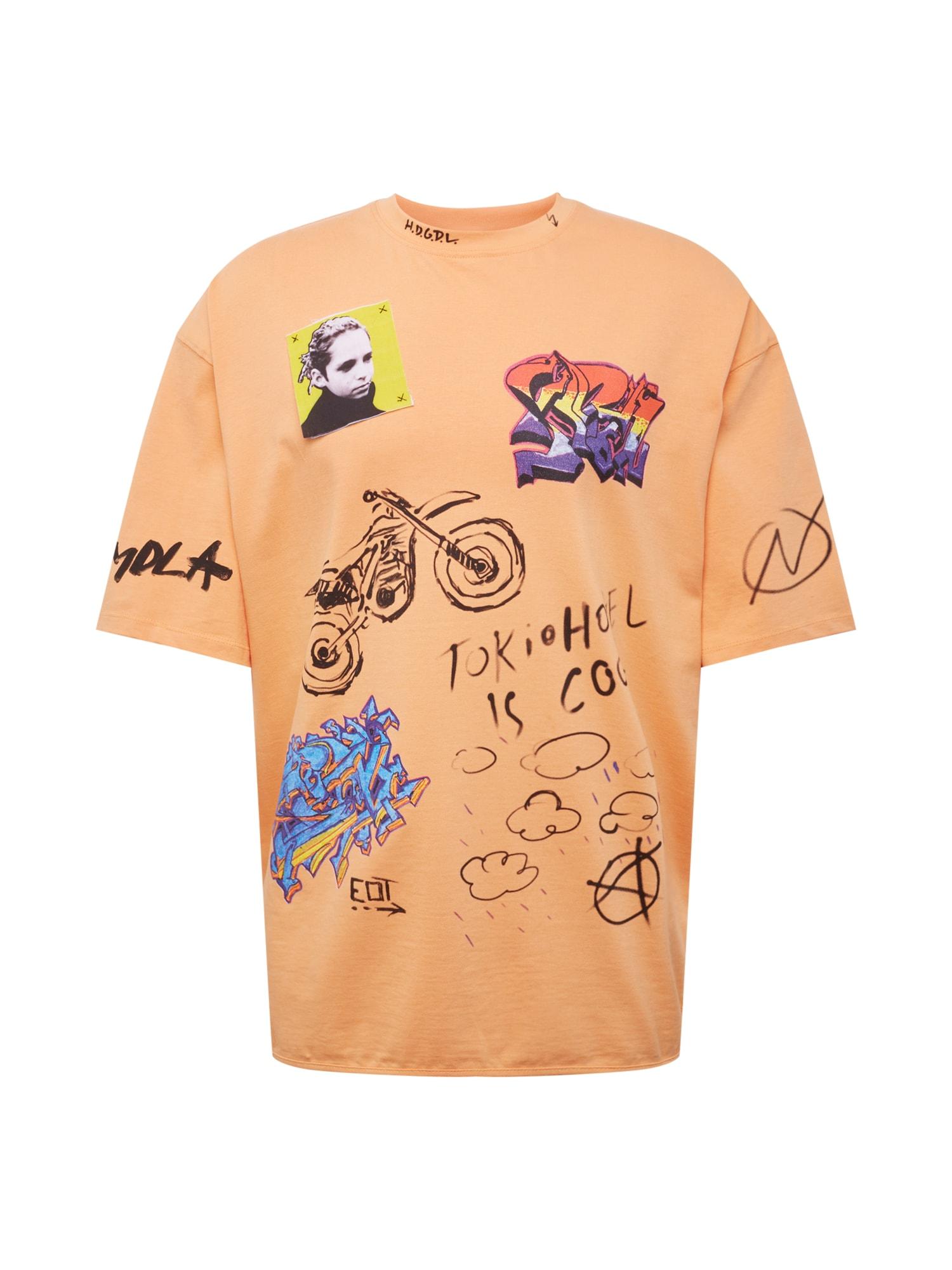 Tričko Tom mix barev broskvová Magdeburg - Los Angeles