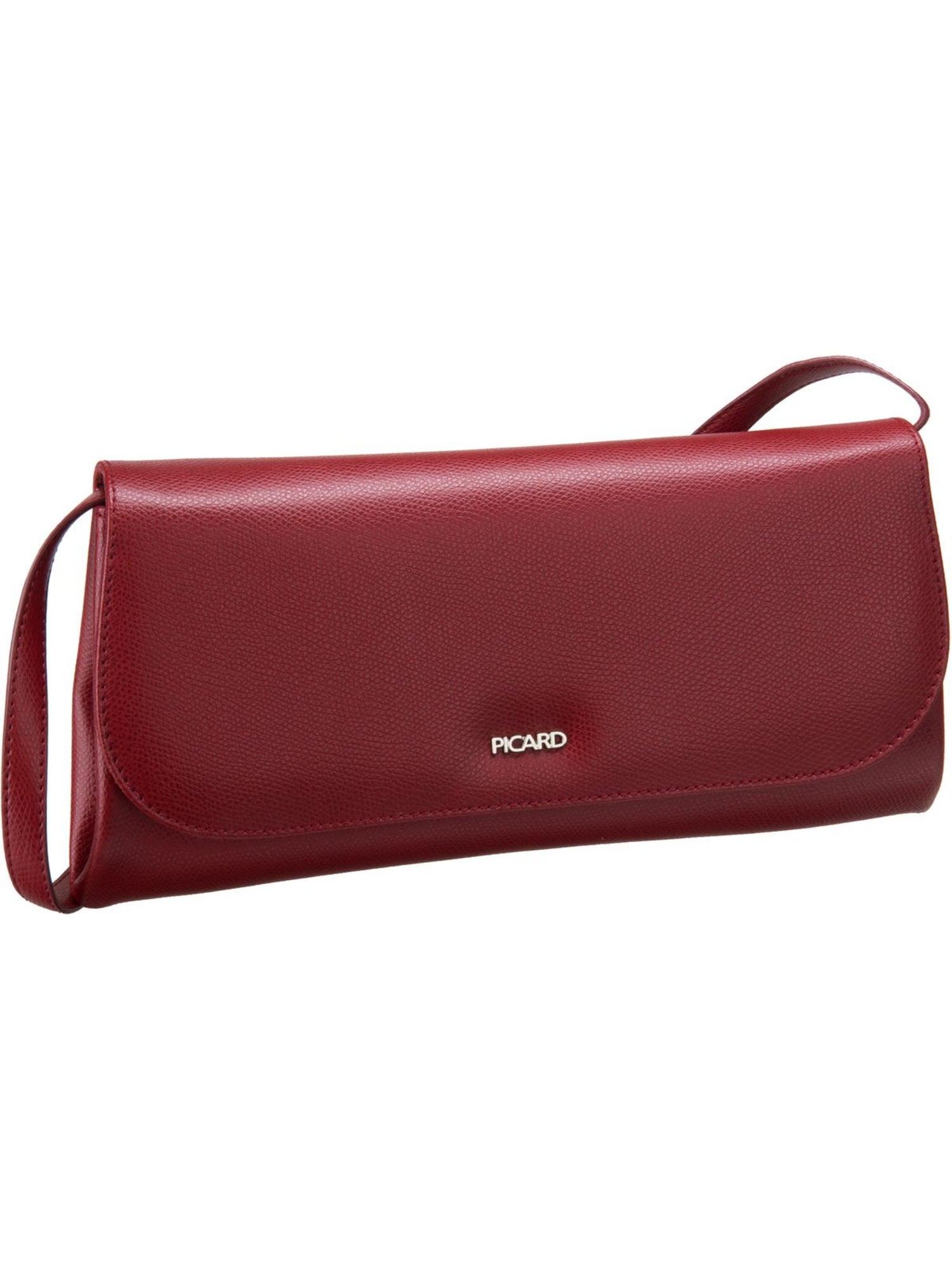 Abendtasche & Clutch 'Berlin' | Taschen > Handtaschen > Abendtaschen | Rot | Picard
