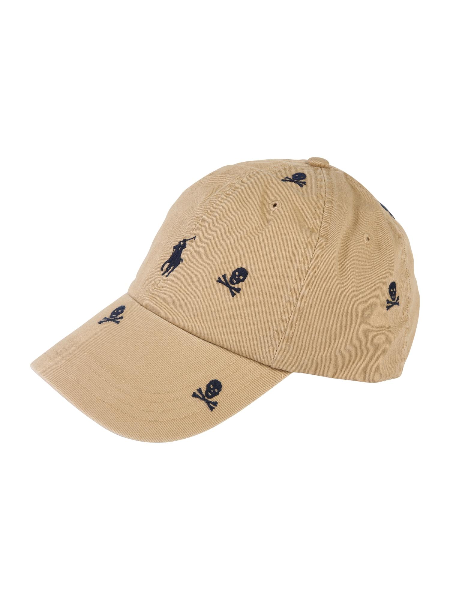 Kšiltovka CLASSIC SPORT CAP  béžová POLO RALPH LAUREN