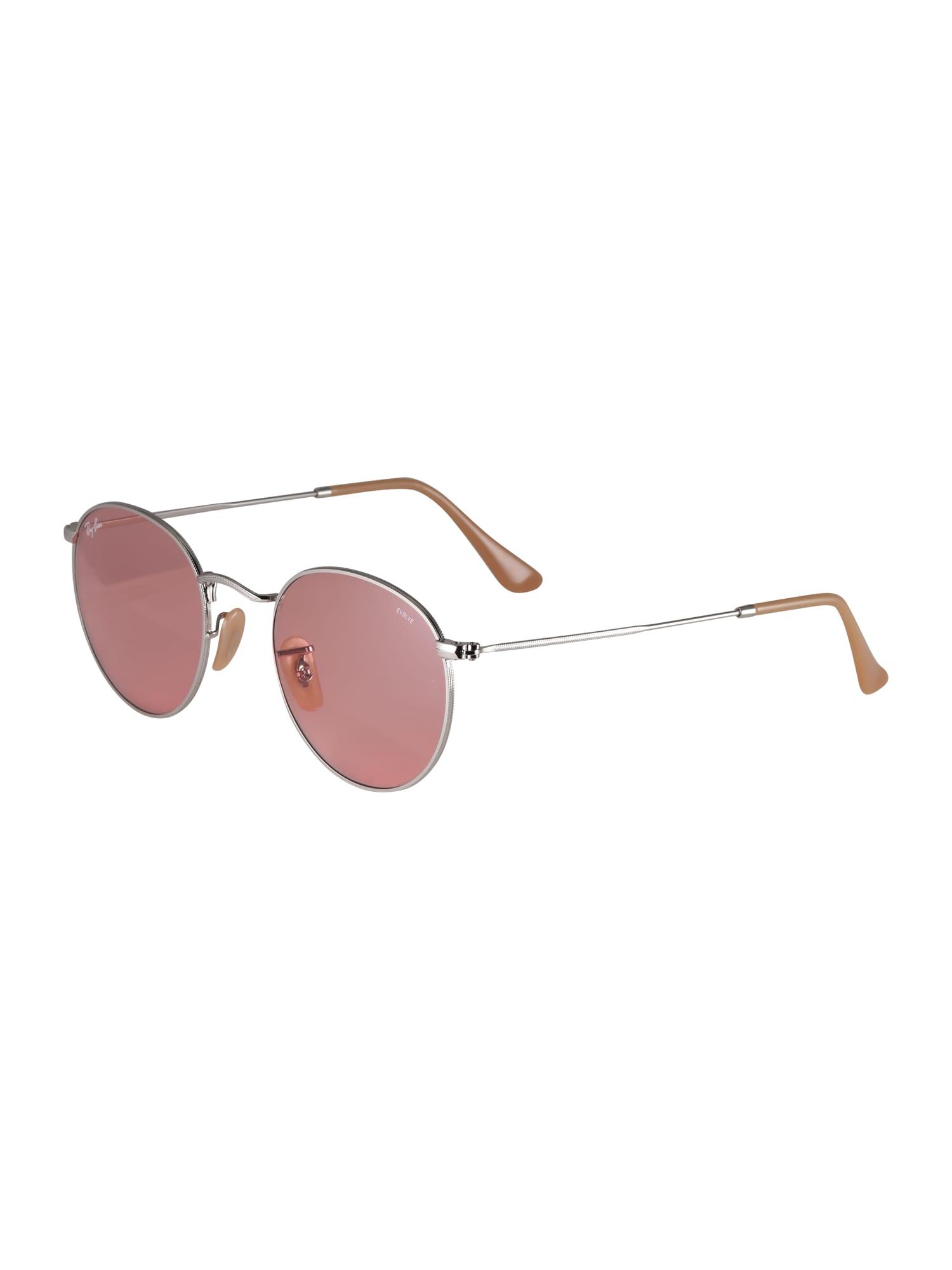Sluneční brýle stříbrná Ray-Ban