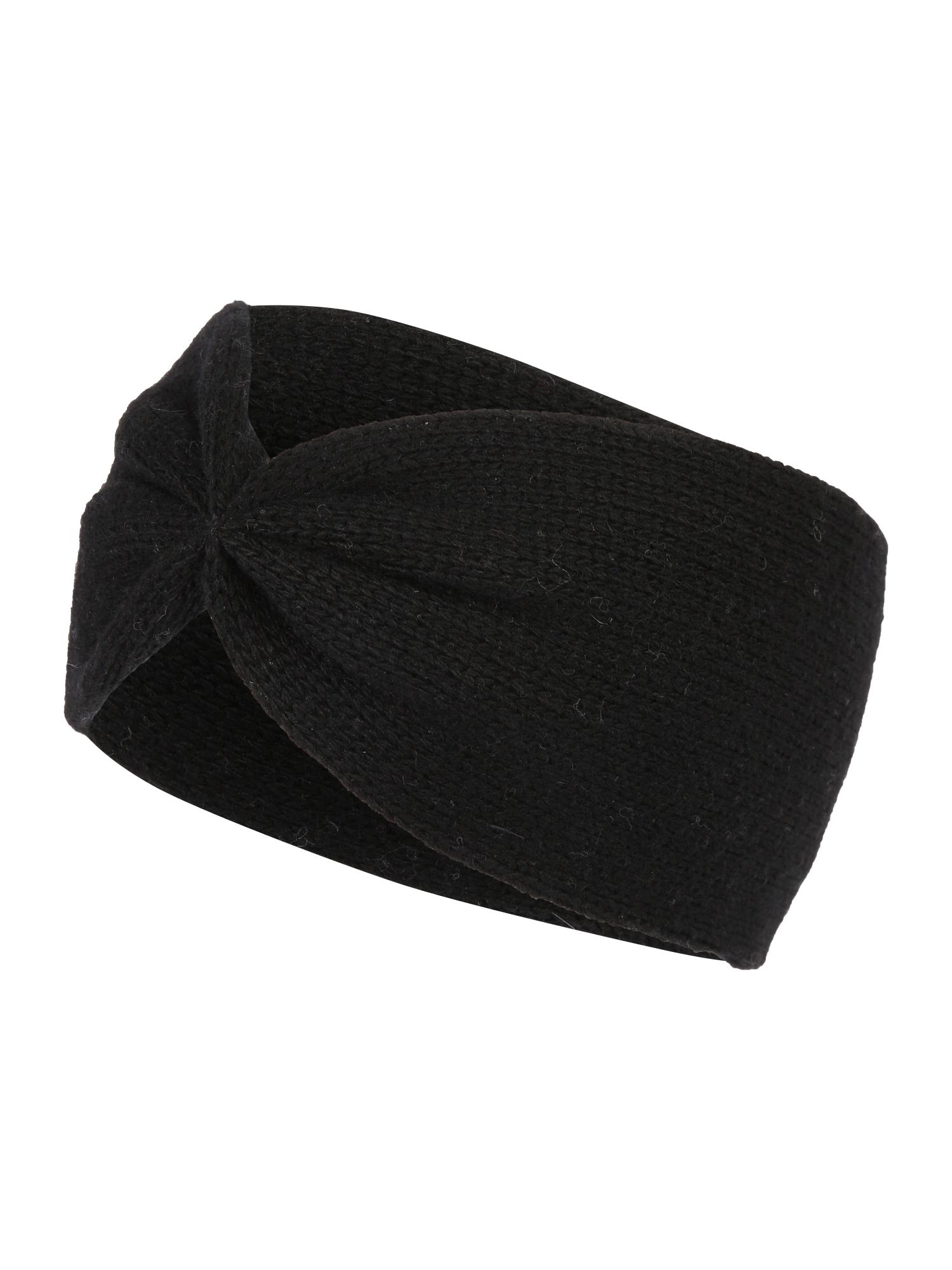 Čelenka černá Zwillingsherz