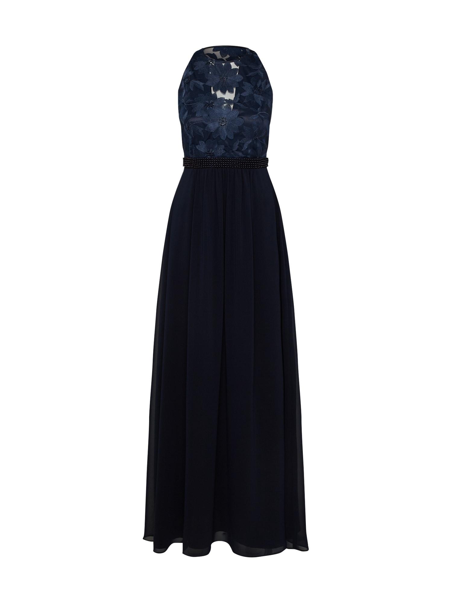 Společenské šaty námořnická modř VM Vera Mont