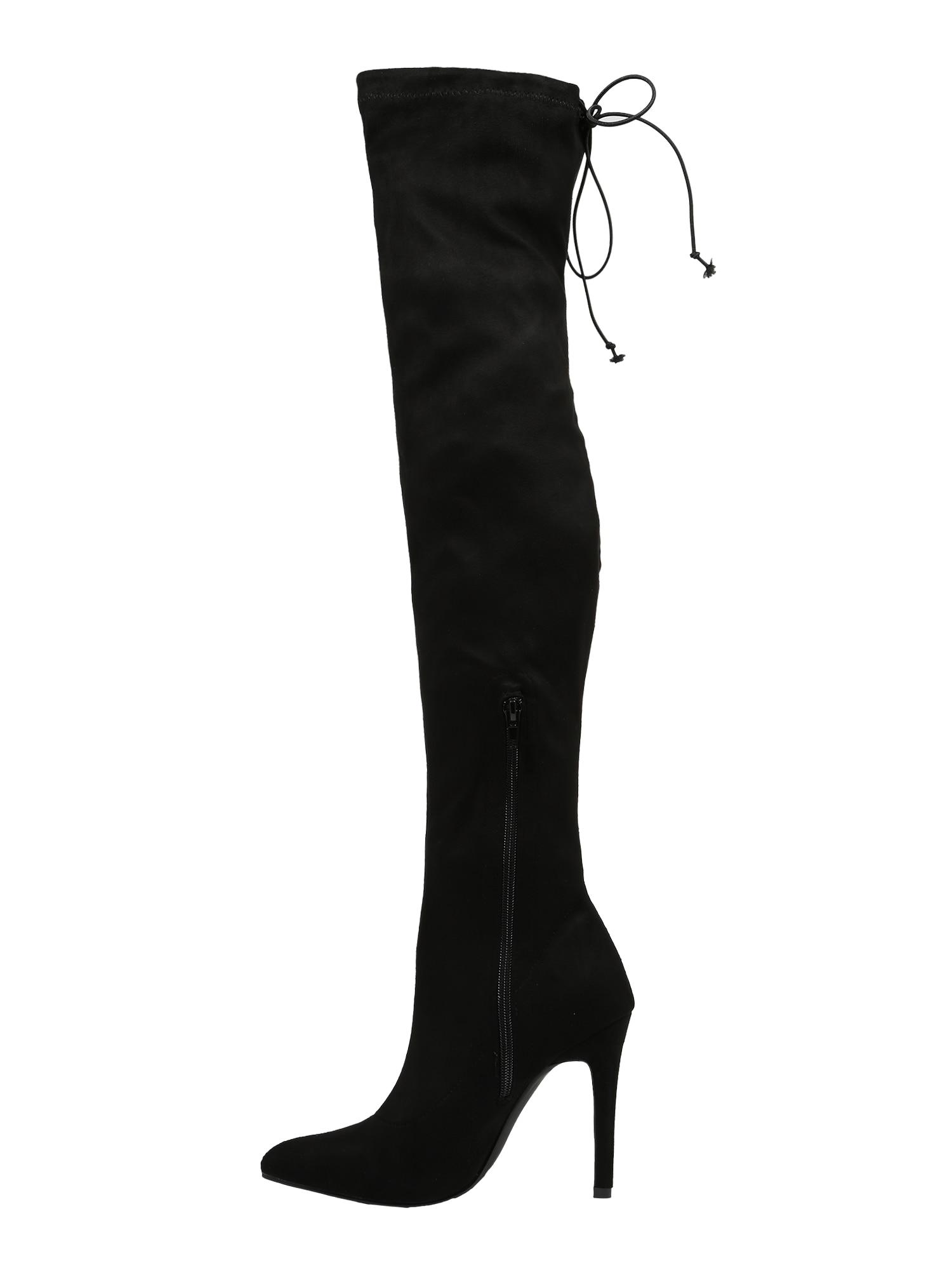 Overknee laarzen 'MOLLY'