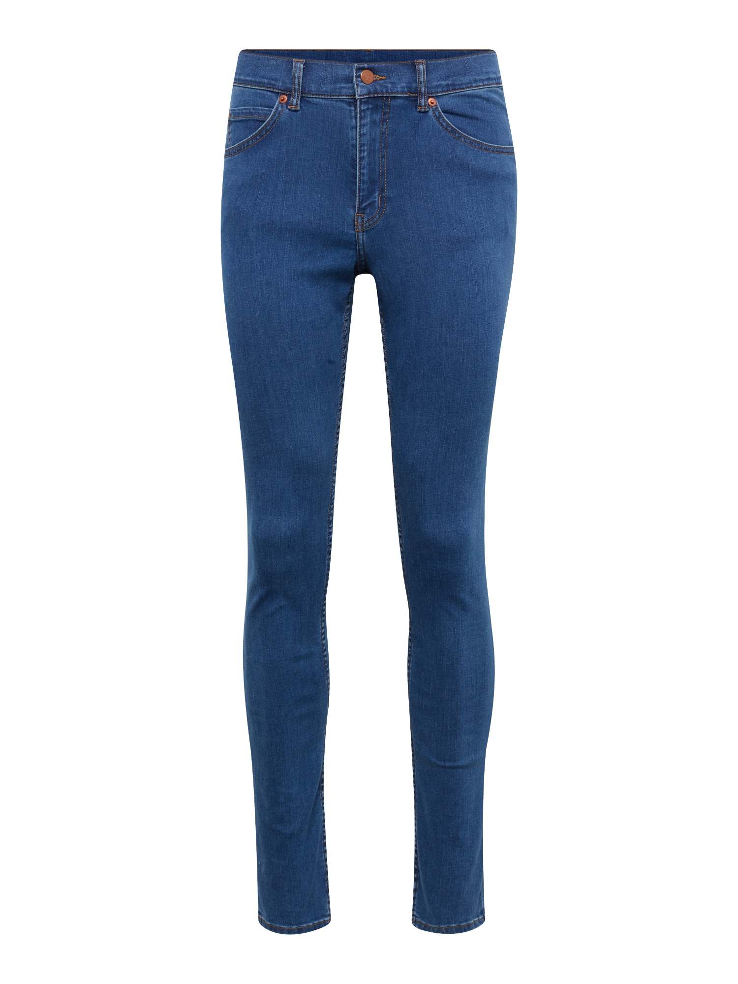CHEAP MONDAY Heren Jeans Tight blauw denim