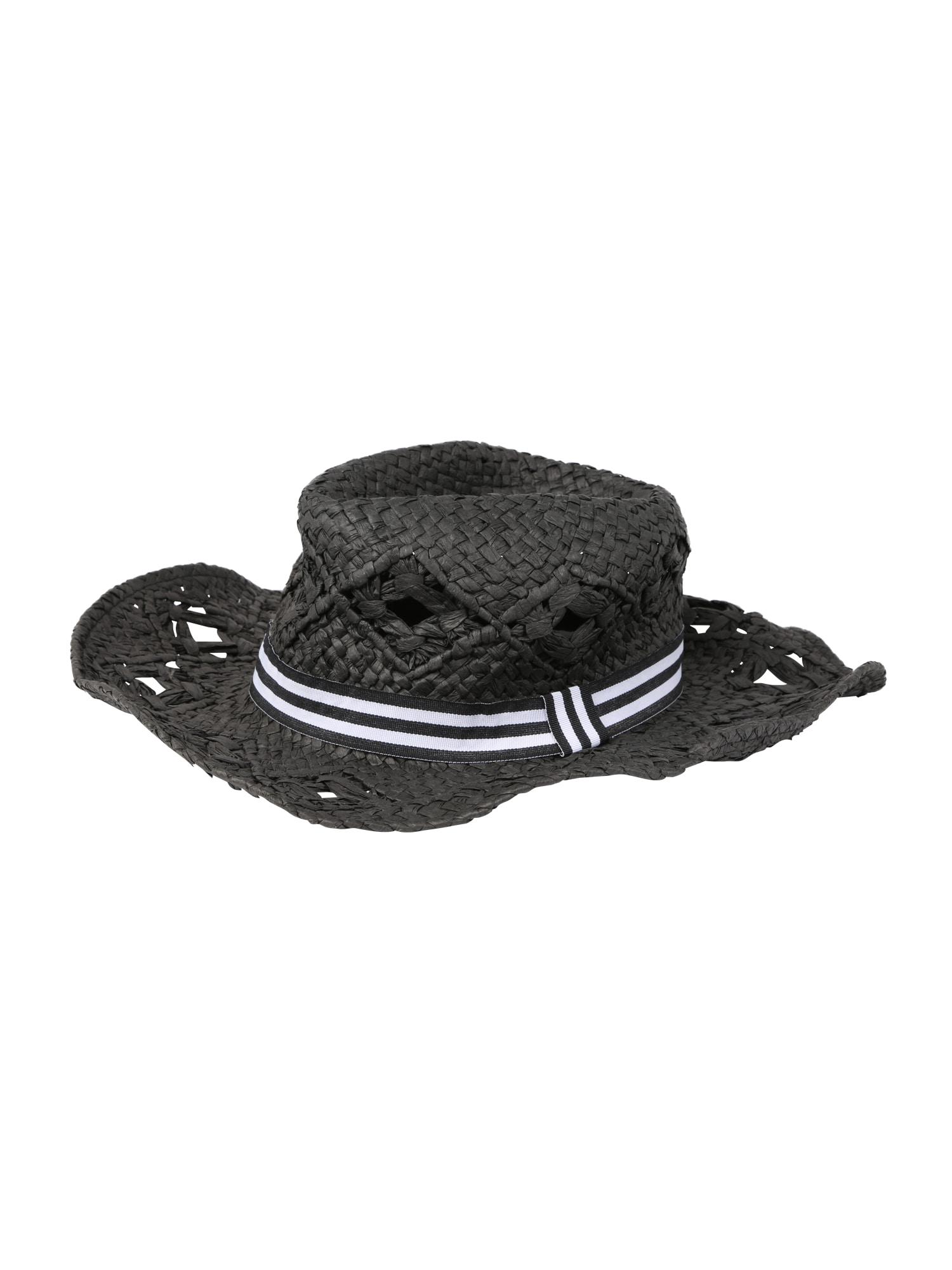Klobouk Itsaso Hat černá UNMADE Copenhagen