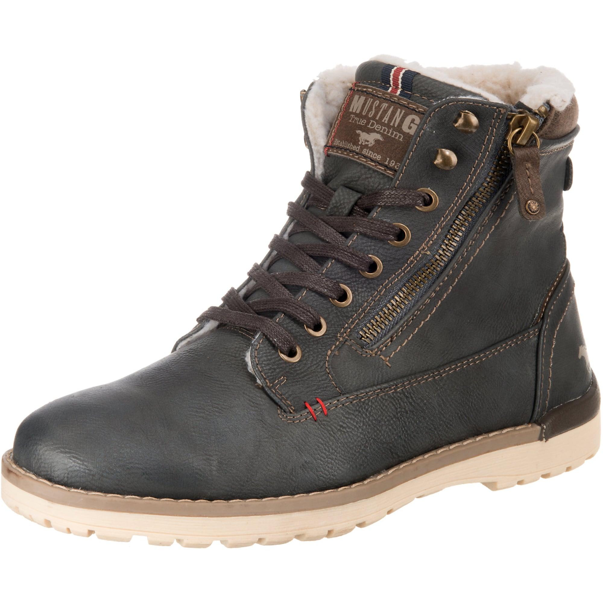Winterstiefel | Schuhe > Boots > Winterstiefel | Grau | mustang