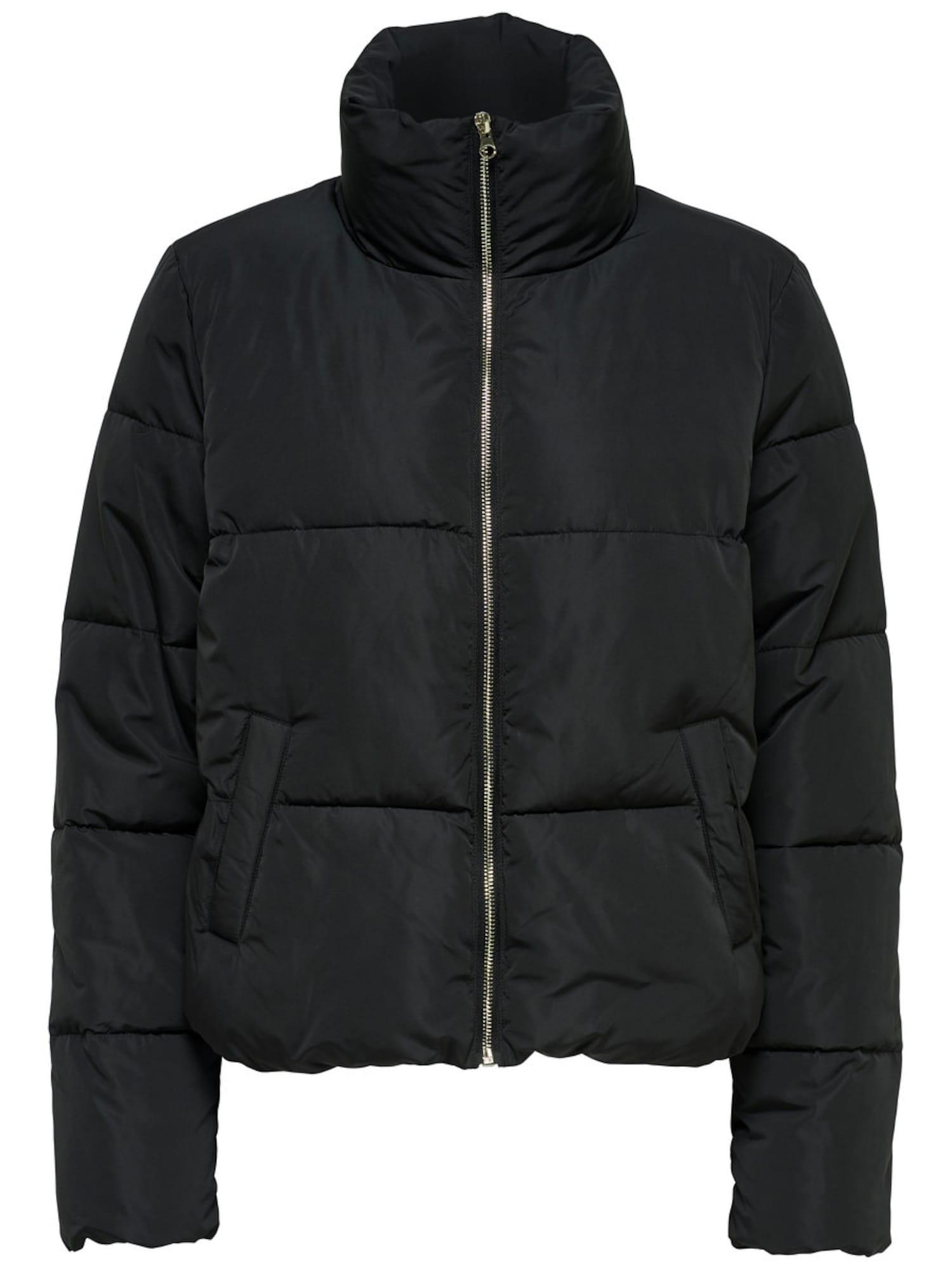 Zimní bunda černá JACQUELINE De YONG