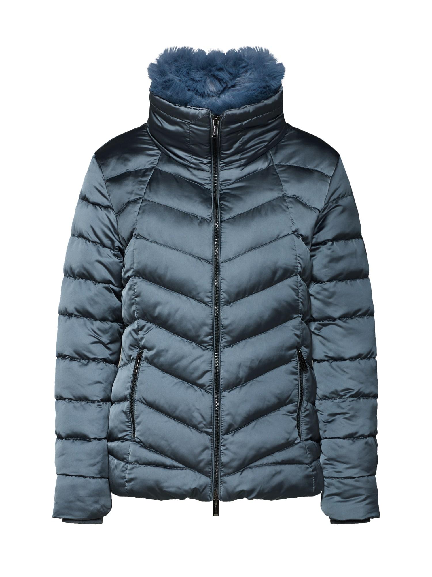 RINO & PELLE Prechodná bunda 'TIZ'  dymovo modrá