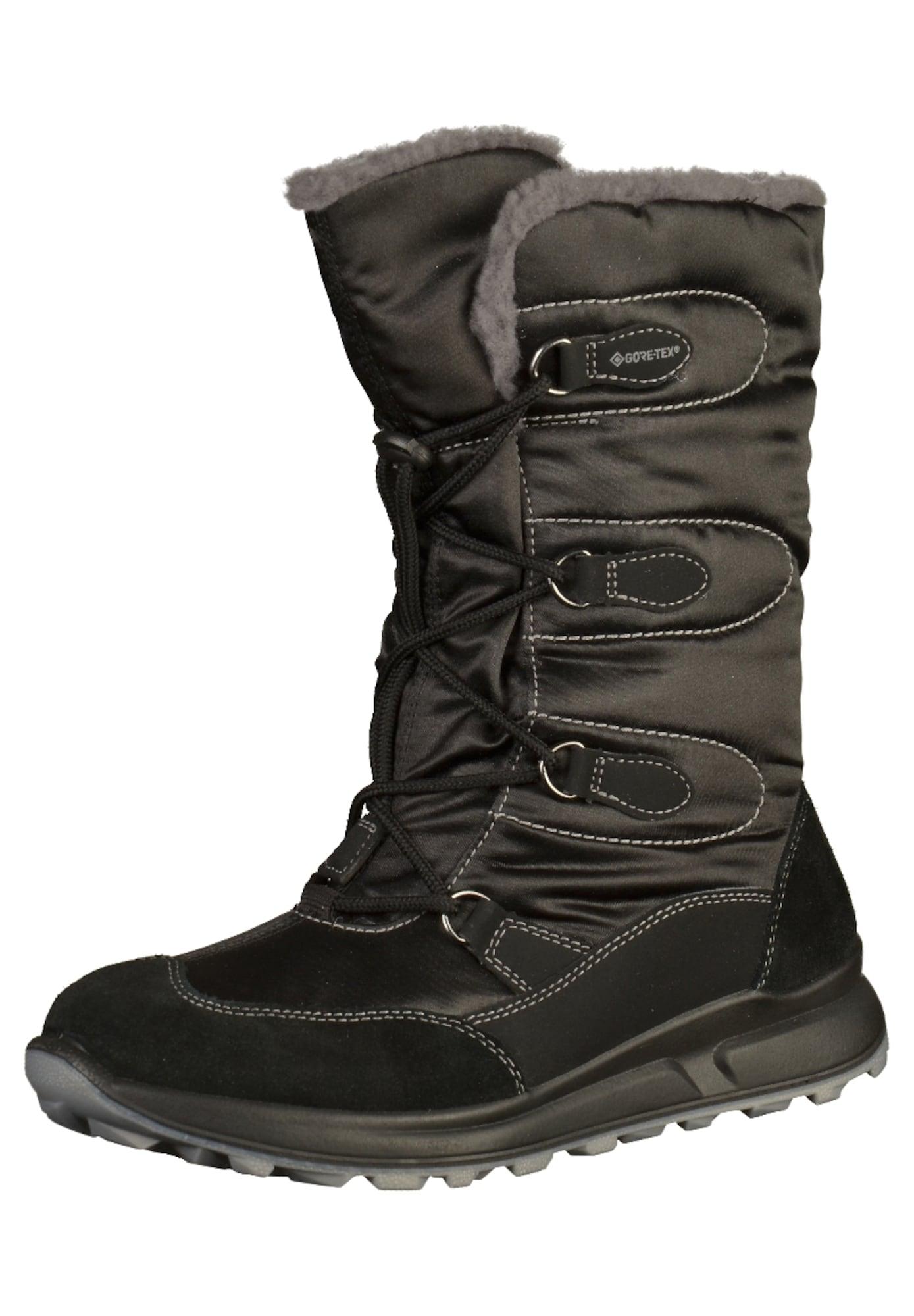 SUPERFIT, Dames Snowboots, zwart