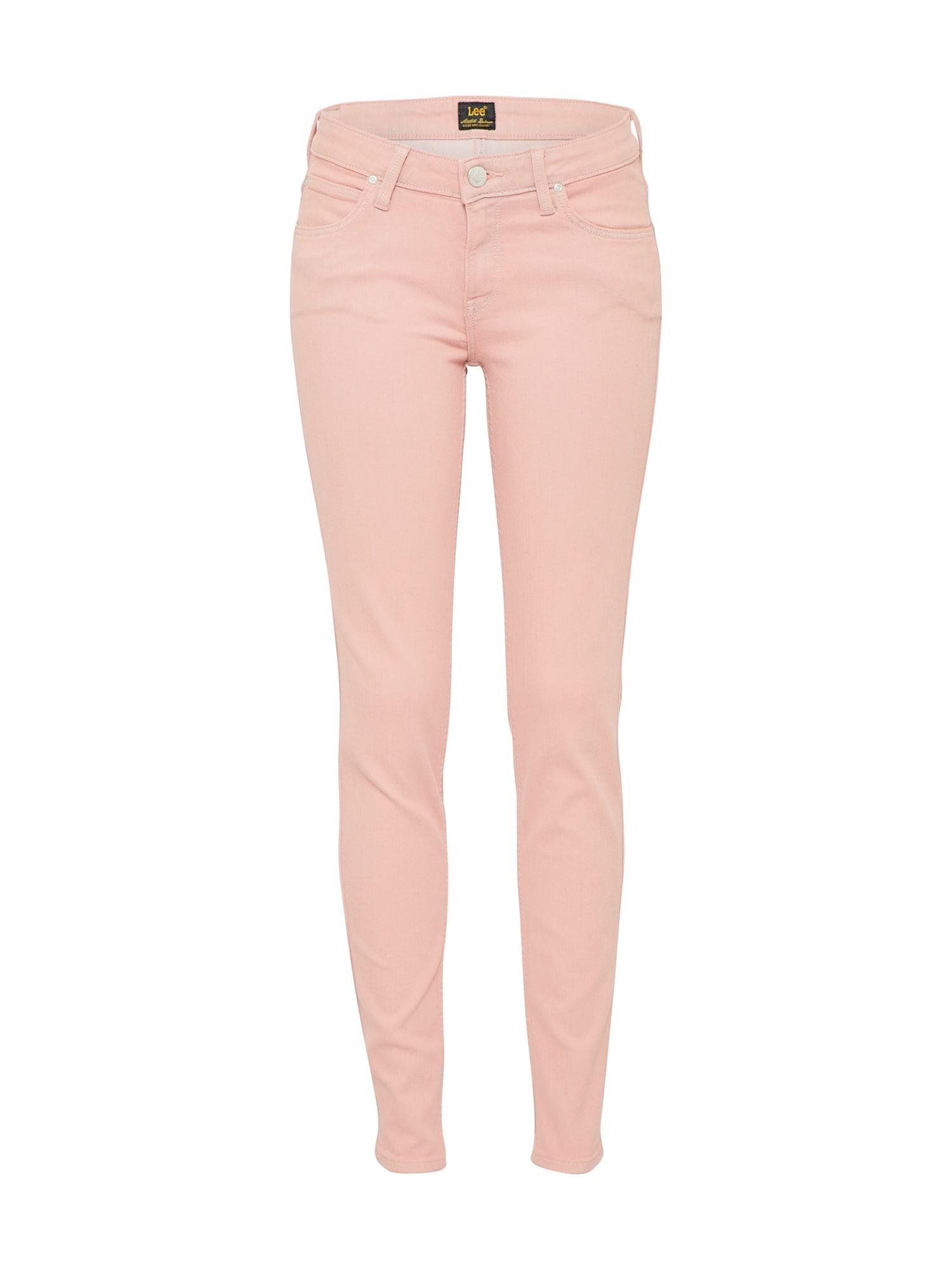 Lee Dames Jeans SCARLETT pink