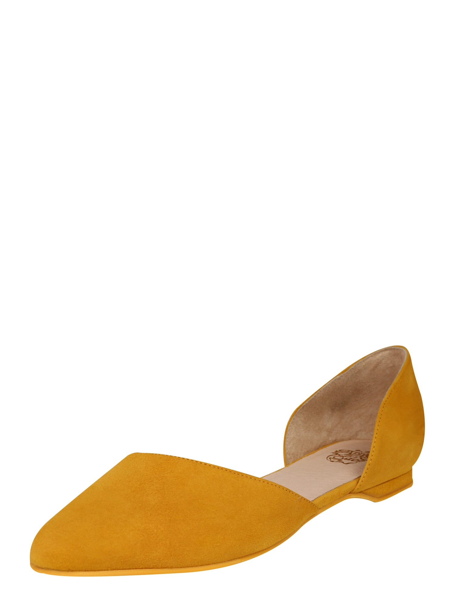 Apple Of Eden Slipper 'BLONDIE'  žlutá