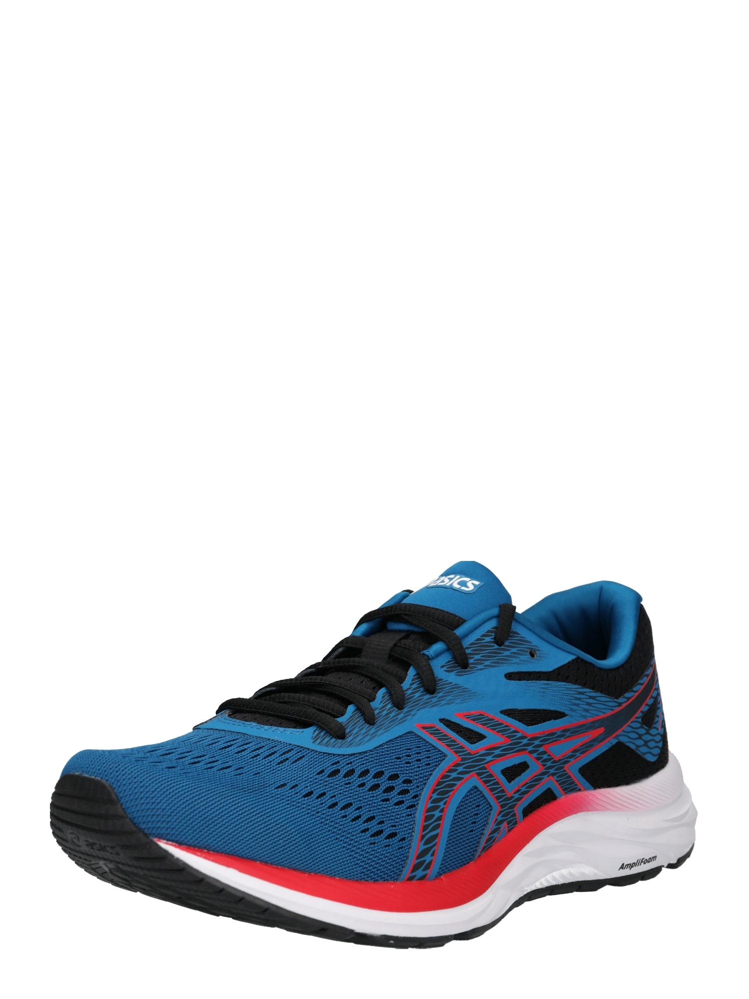 Běžecká obuv GEL-EXCITE 6 modrá červená černá ASICS