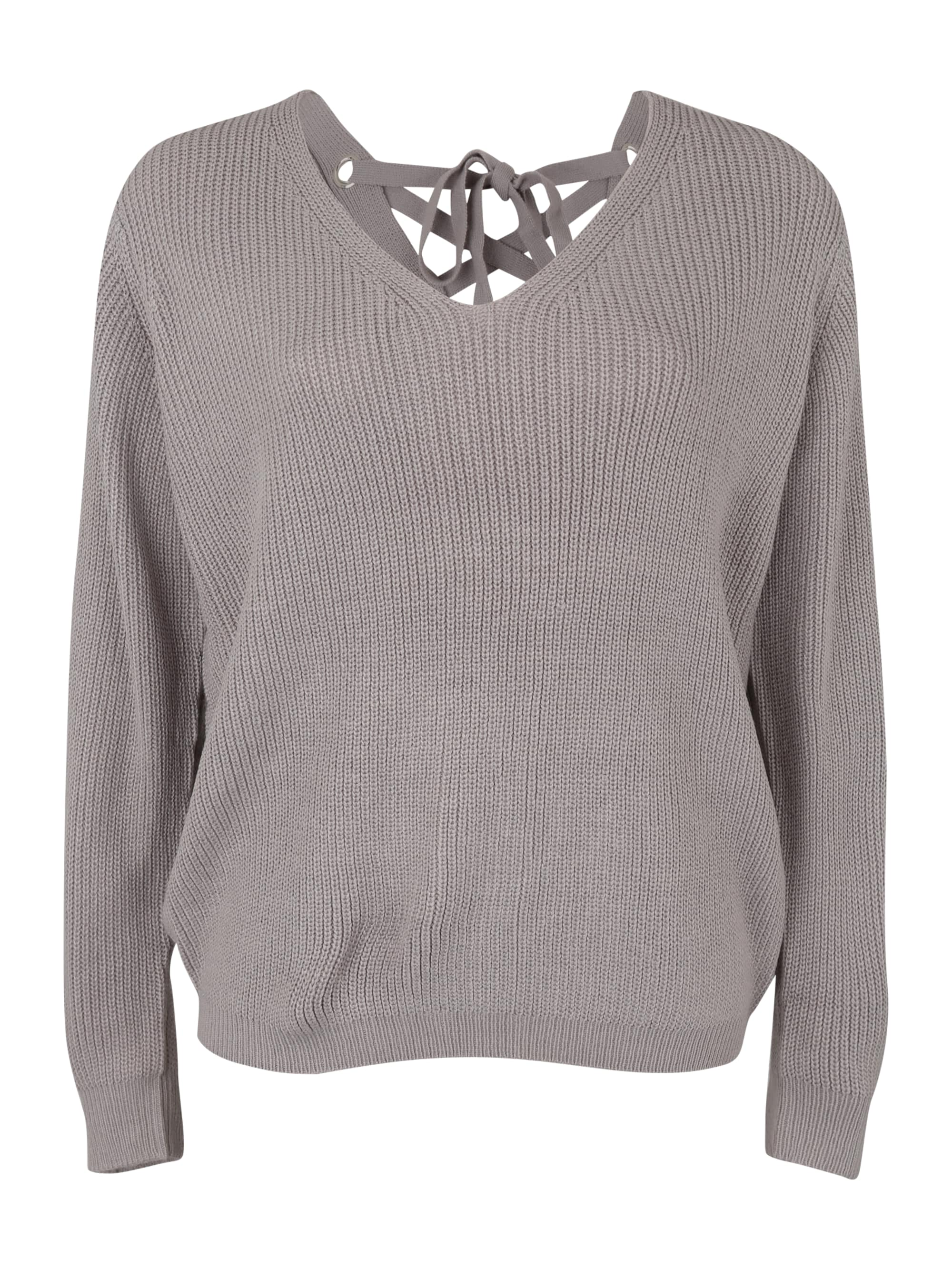 Image of Pullover ´Ladies Back Lace Up Sweater´